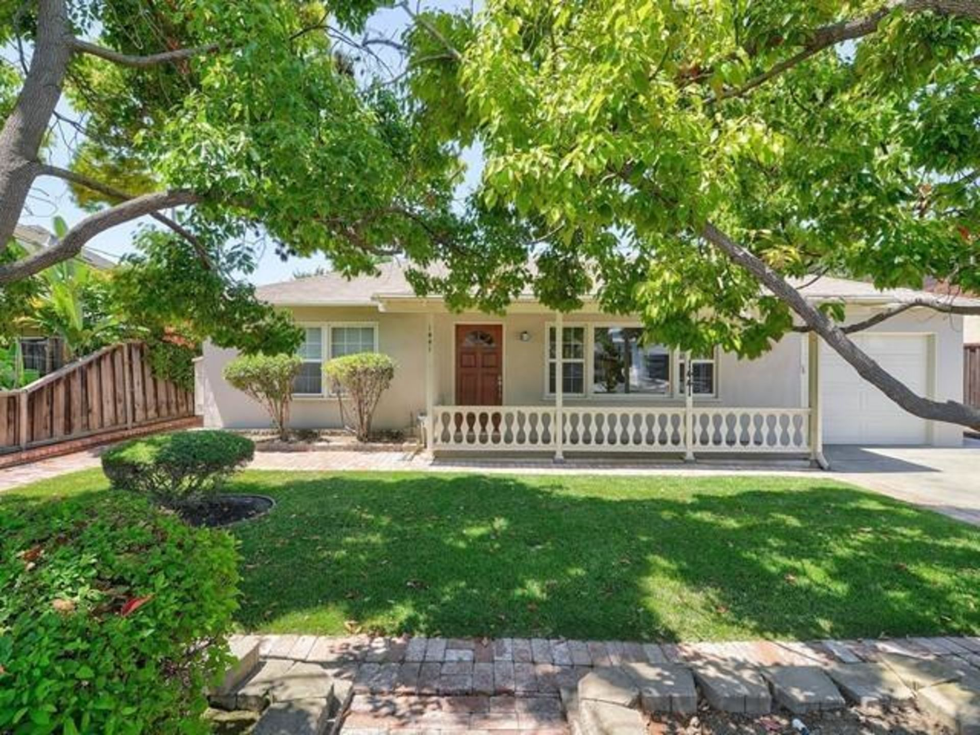Sold!  1441 Hampton Drive, Sunnyvale