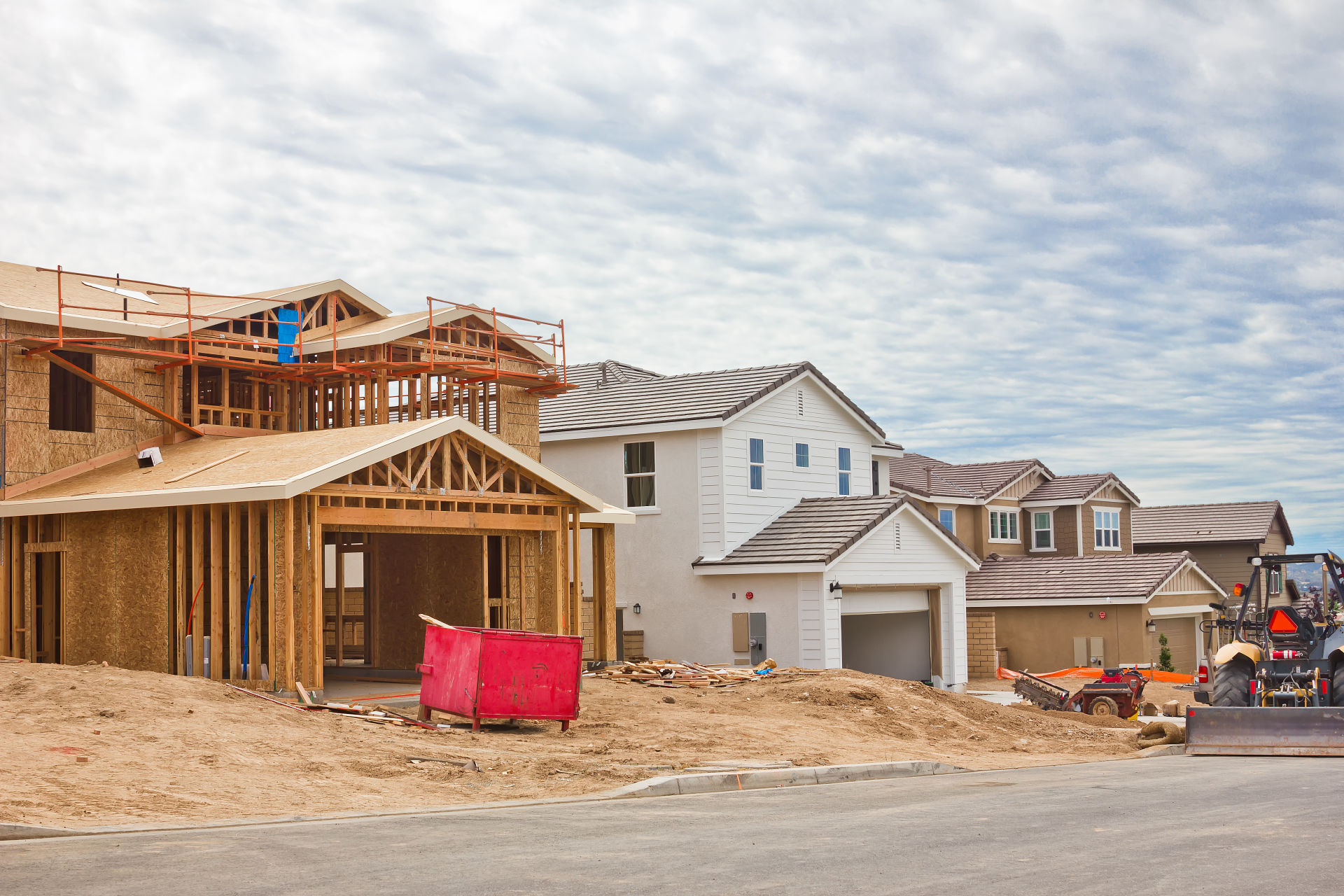 Homebuilders prepare to restart delayed projects