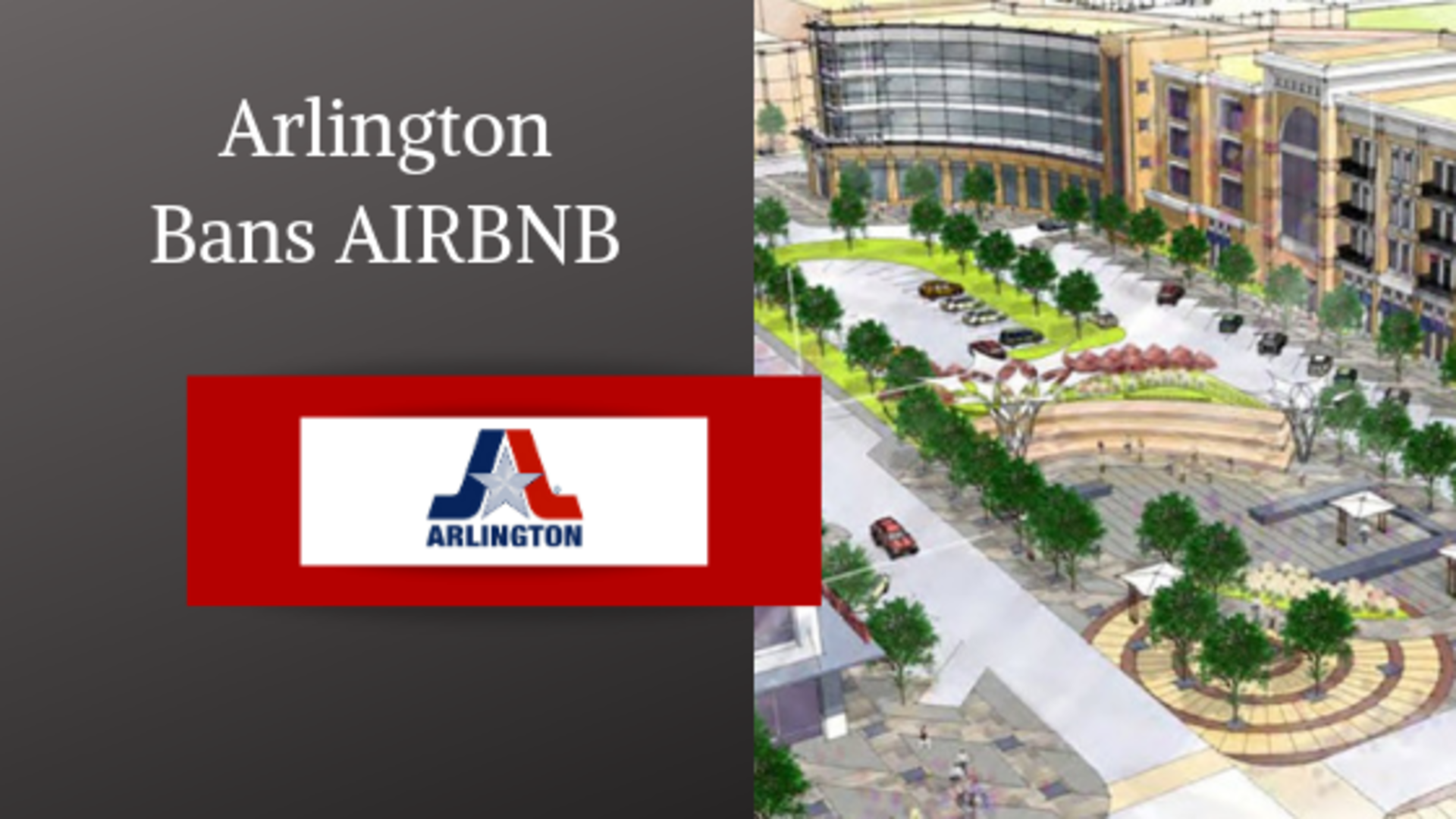 Arlington Votes To Ban AirBnb