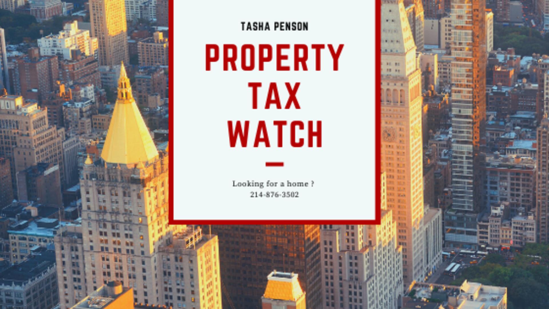 Property Tax Watch