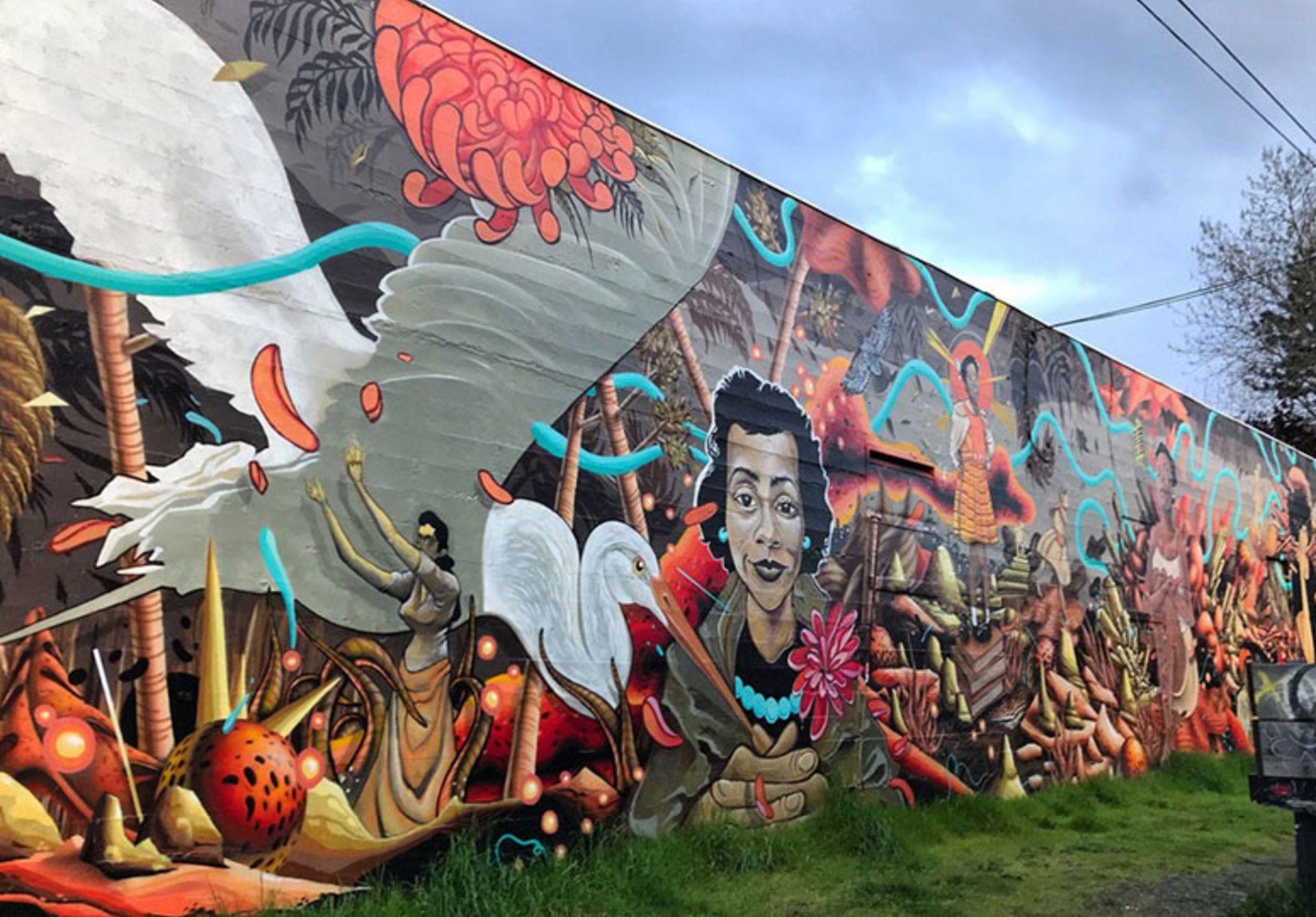 Inner NE Portland
