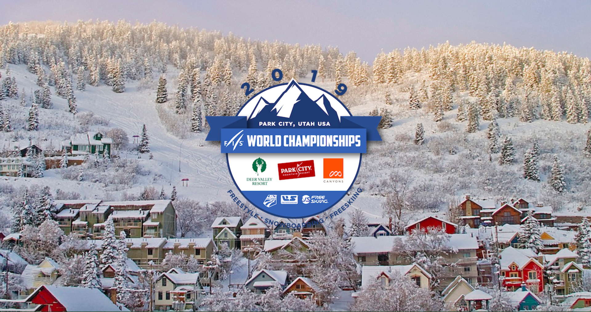 World Championship 2019 in Deer Valley and Park City Mountain Resorts