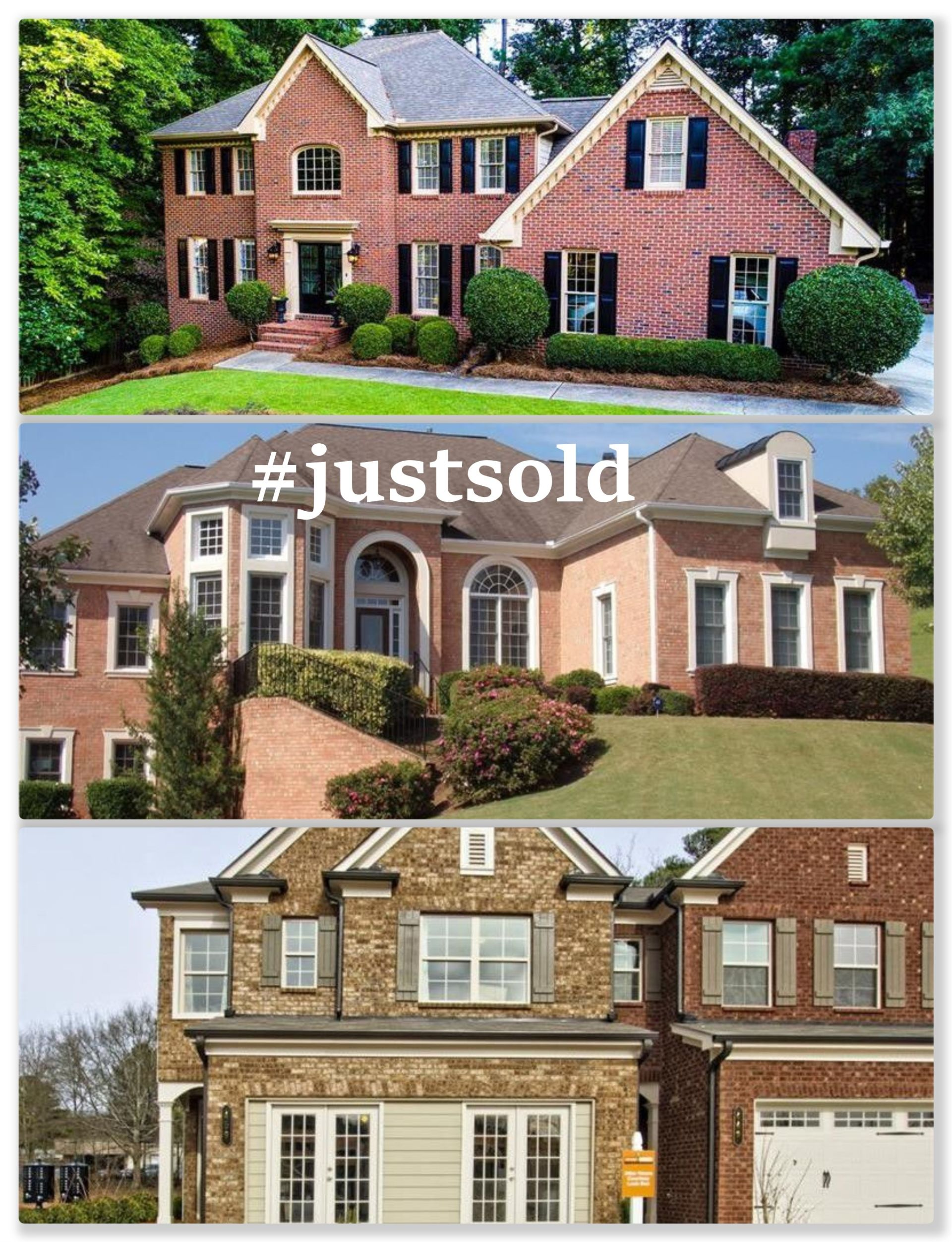 #justsold in Johns Creek, Atlanta, and Lawrenceville!