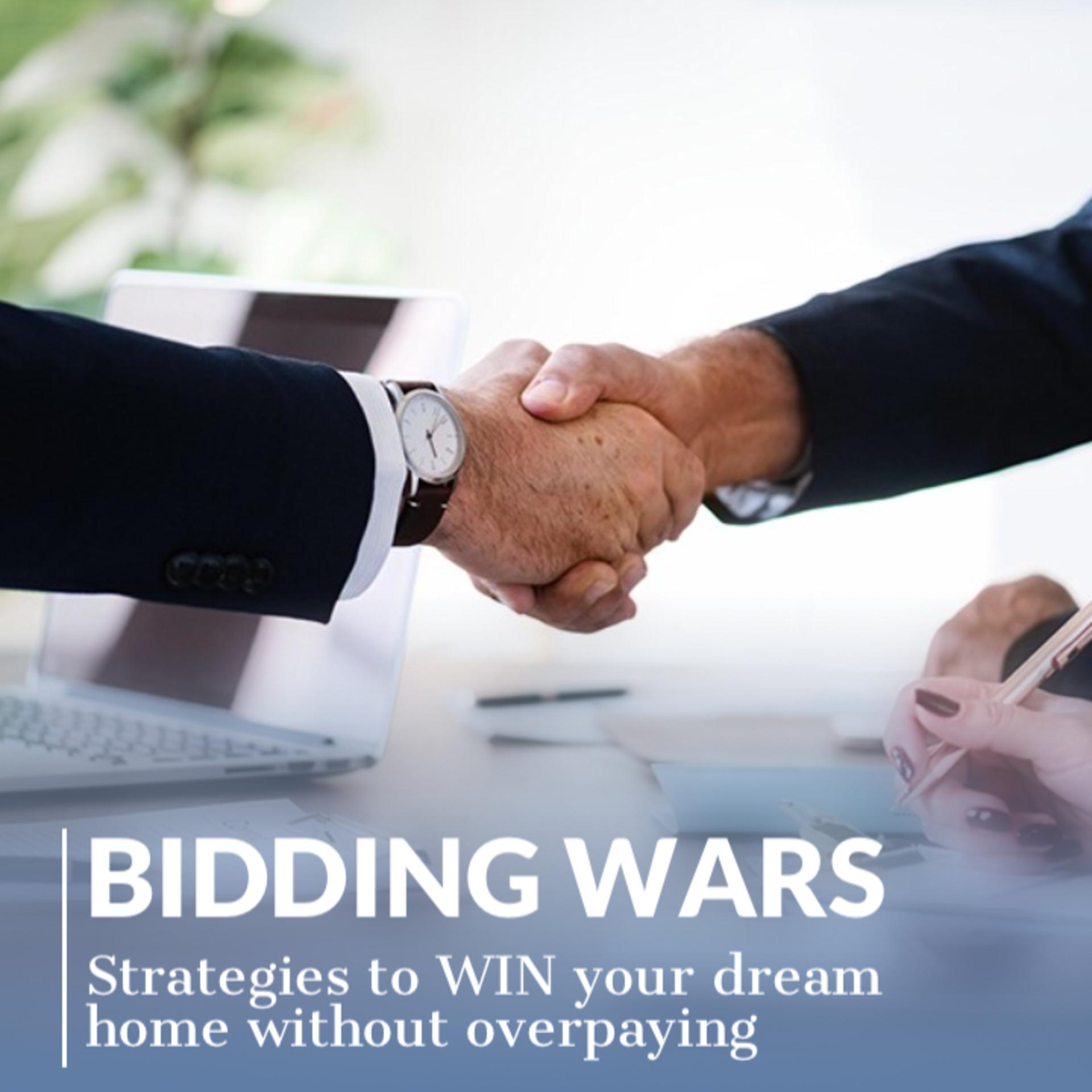 Winning a Bidding War