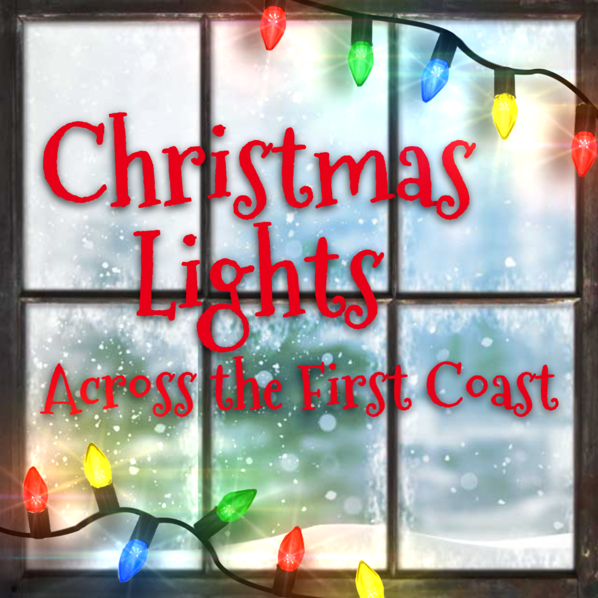 Christmas Lights Viewing Across the First Coast