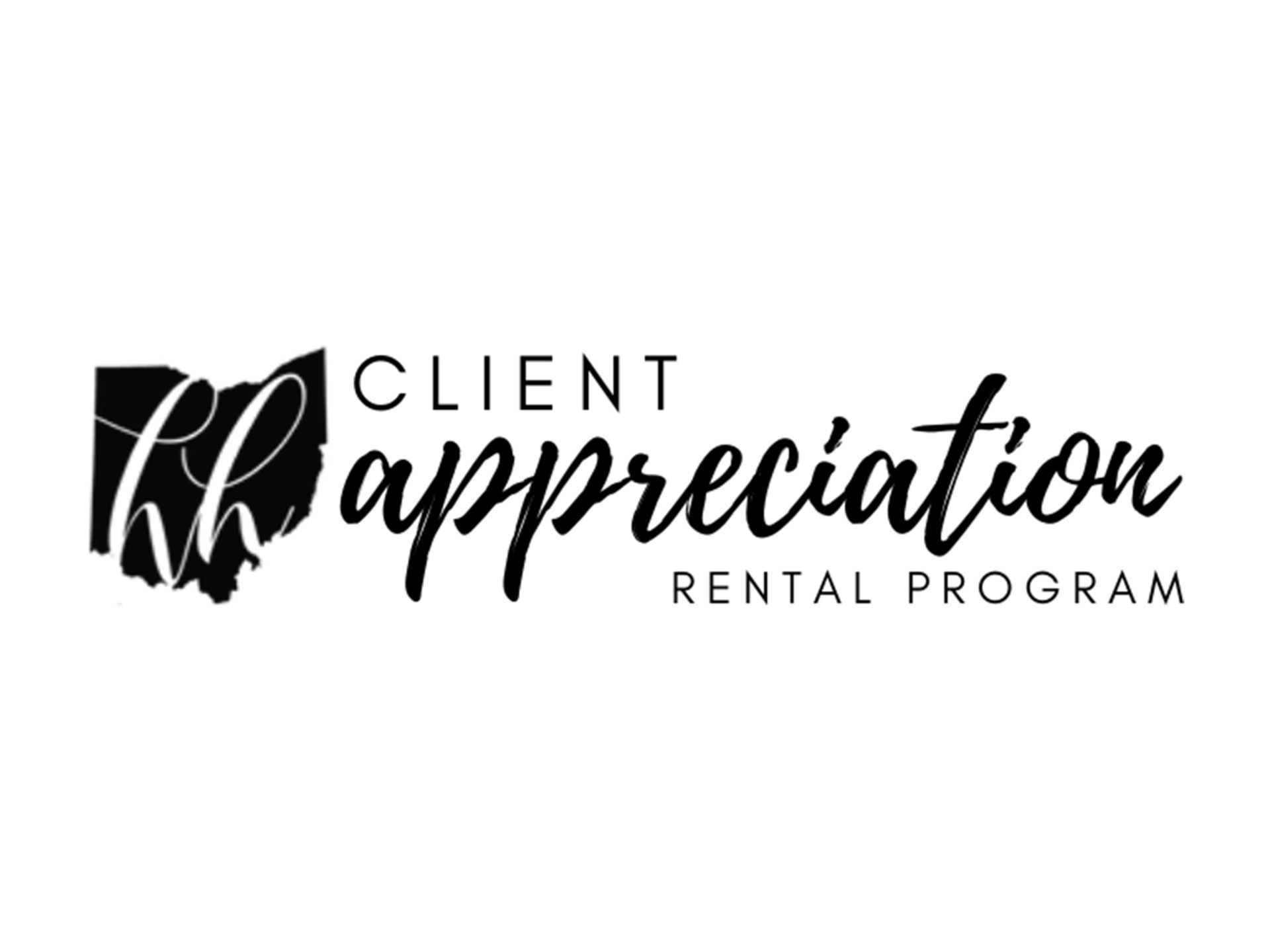 FREE! Client Appreciation Rental Program