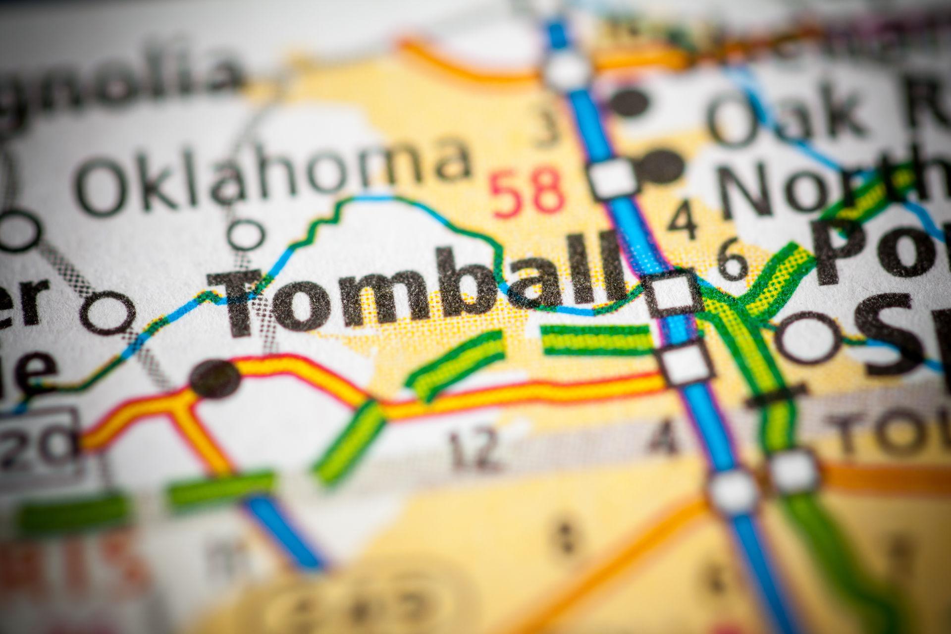 Tomball, Texas