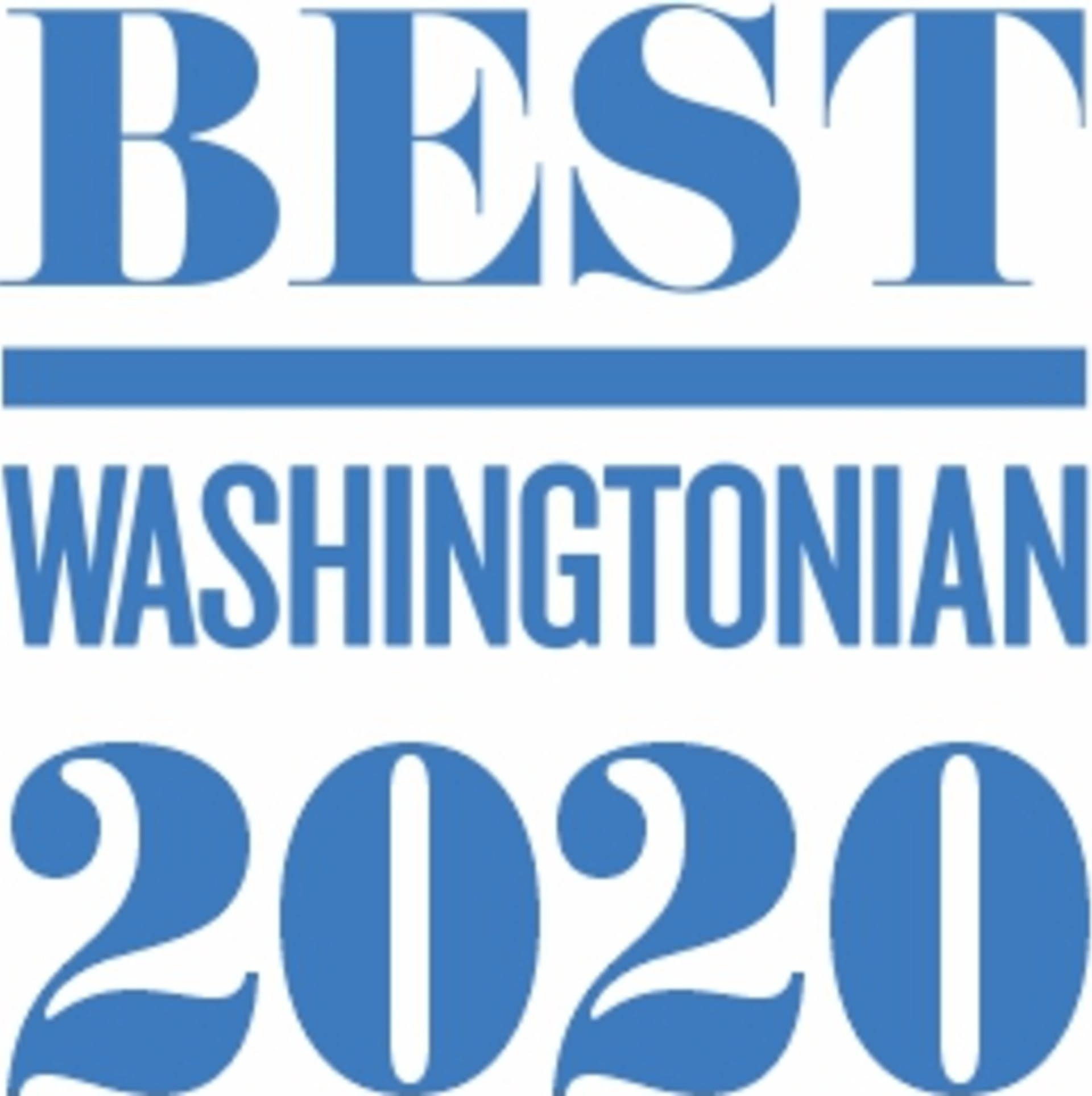 Washingtonian Best 2020