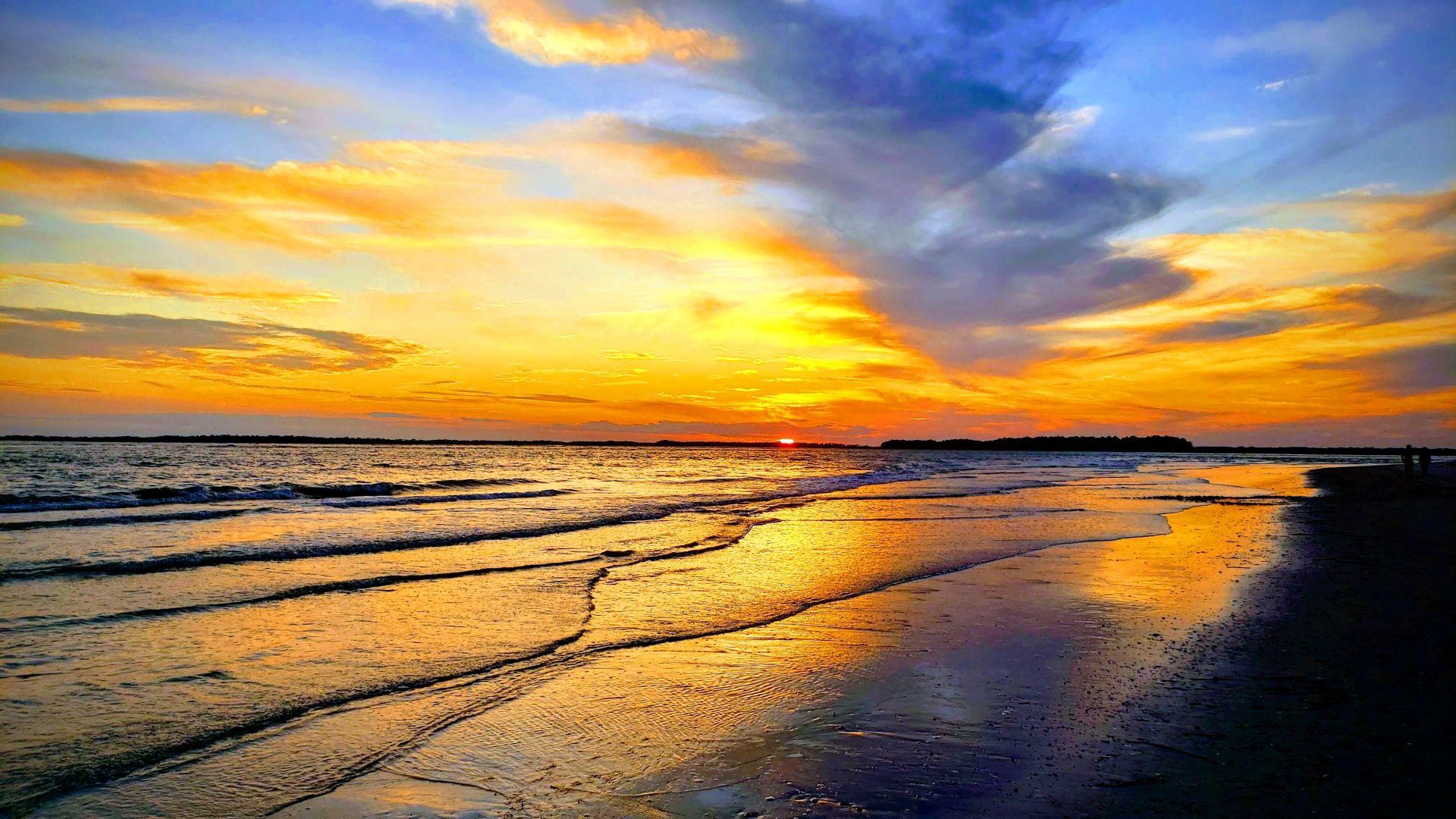 Edisto Island and Beach