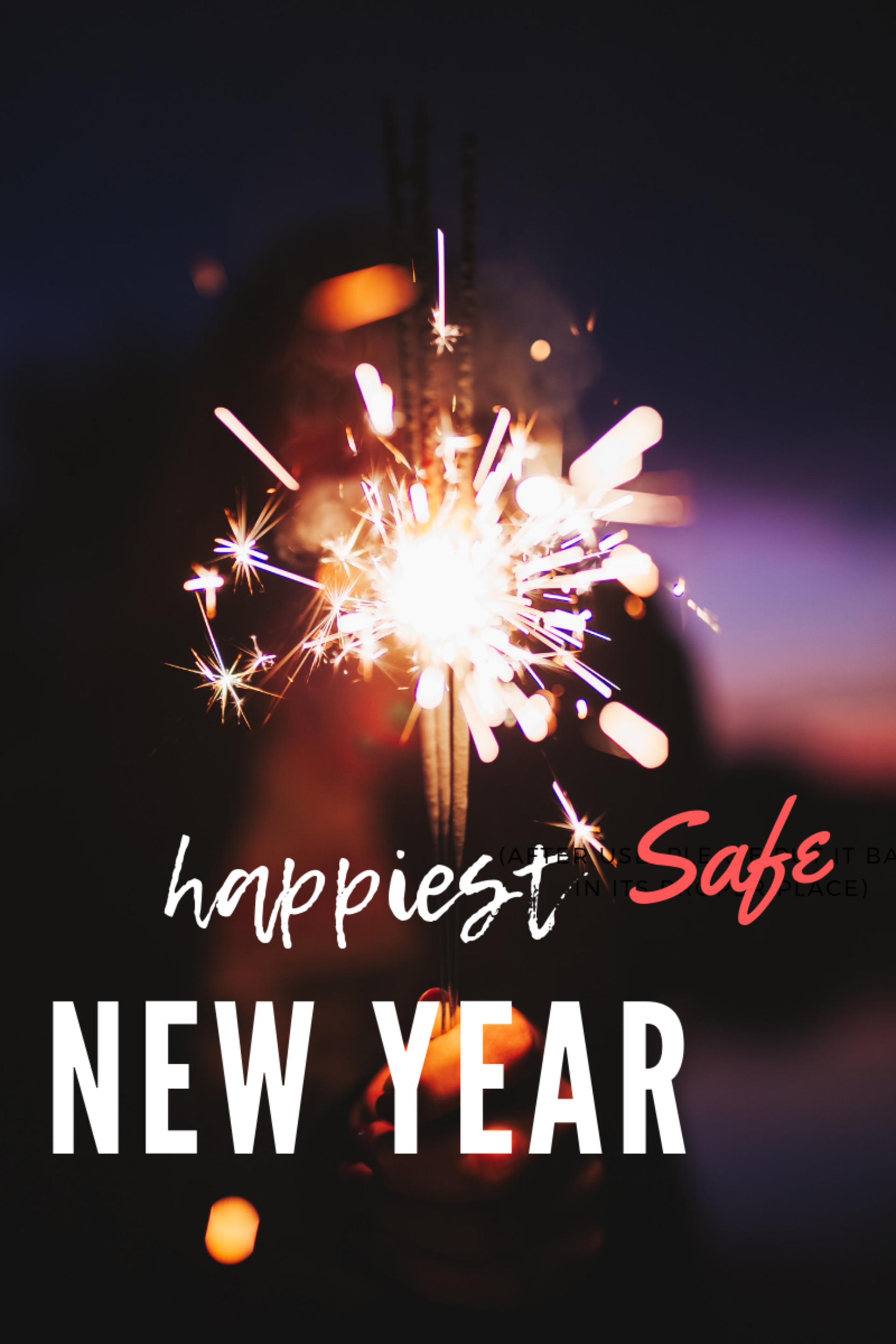 3 New Year's Tips to Keep Your Home Safe!