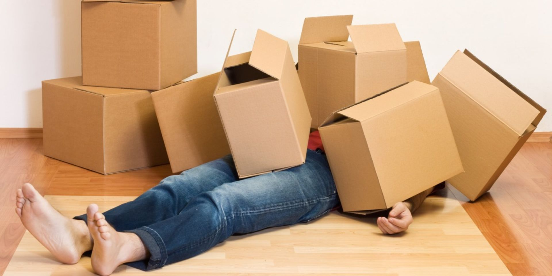 What to pack first when moving house?