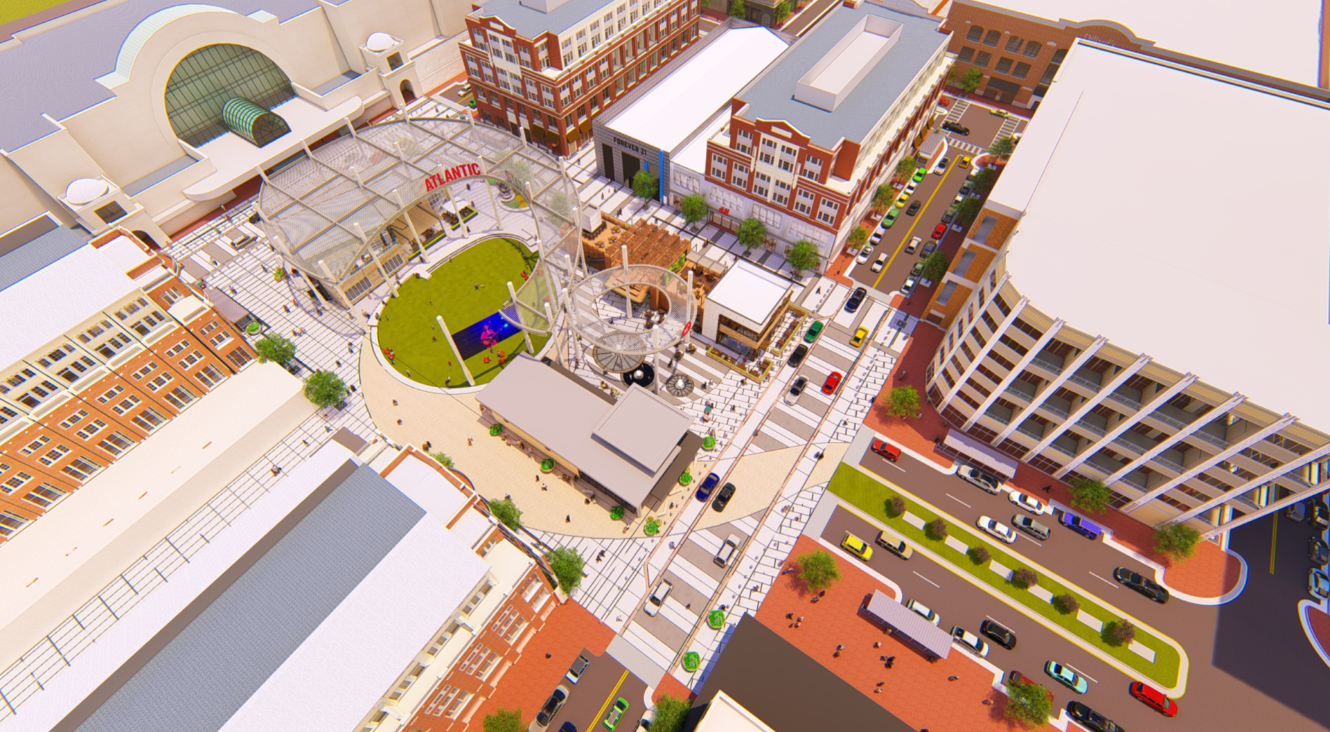 Facelift for Atlantic Station in the Works