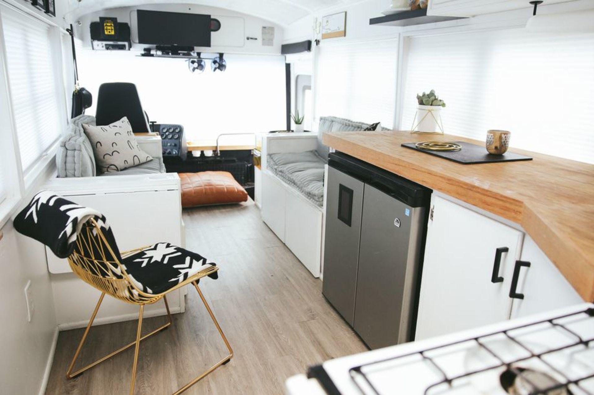 Beyond the Camper Van