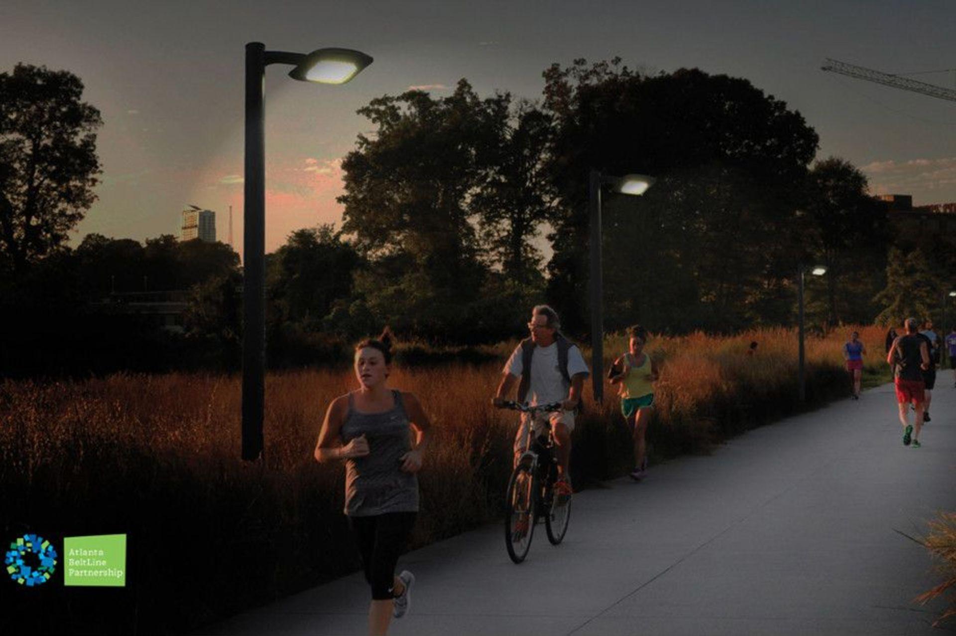 Beltline's long-awaited Eastside Trail lighting inches toward realization