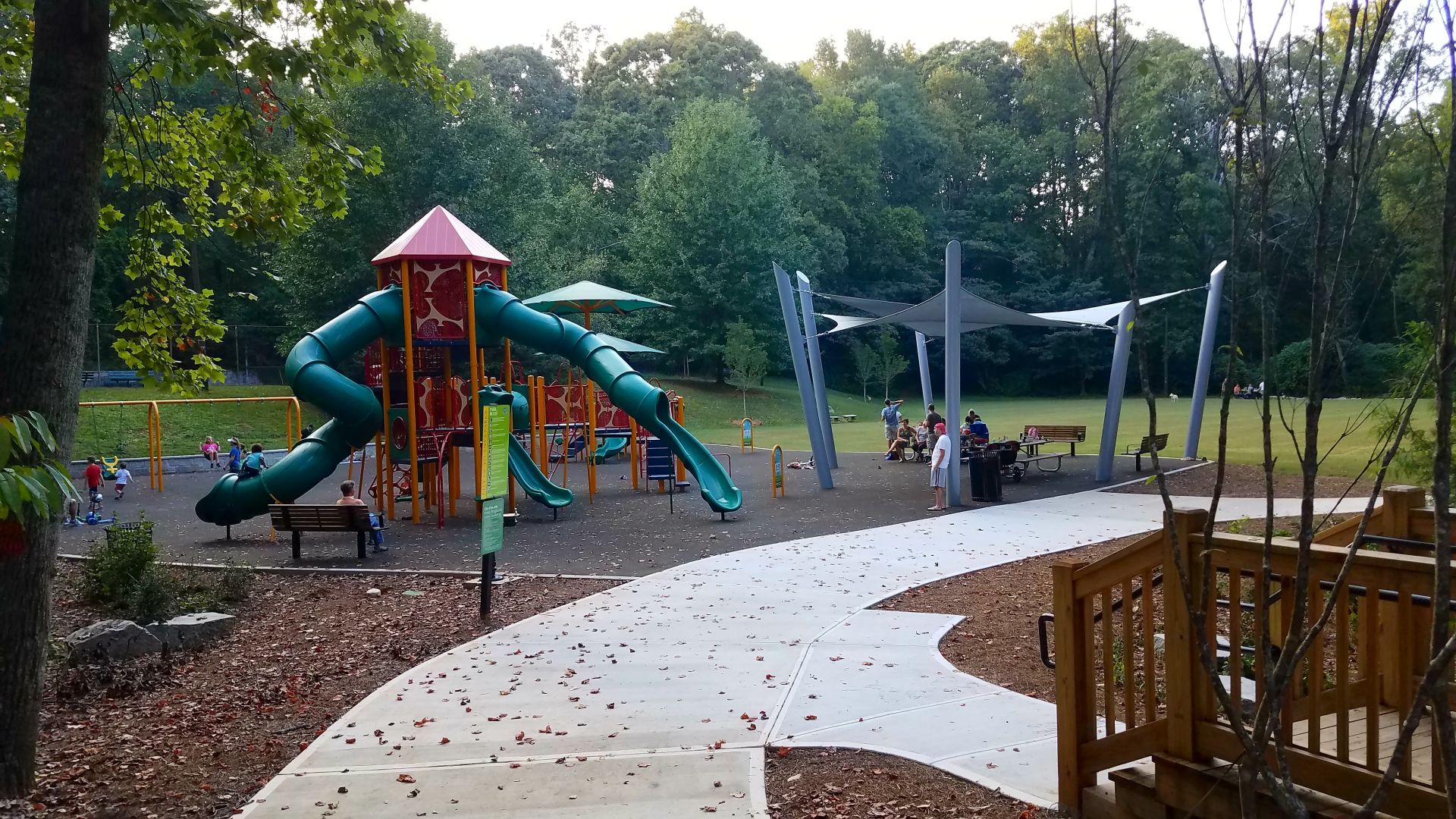 Atlanta to expand park, green space access by unlocking public school playgrounds