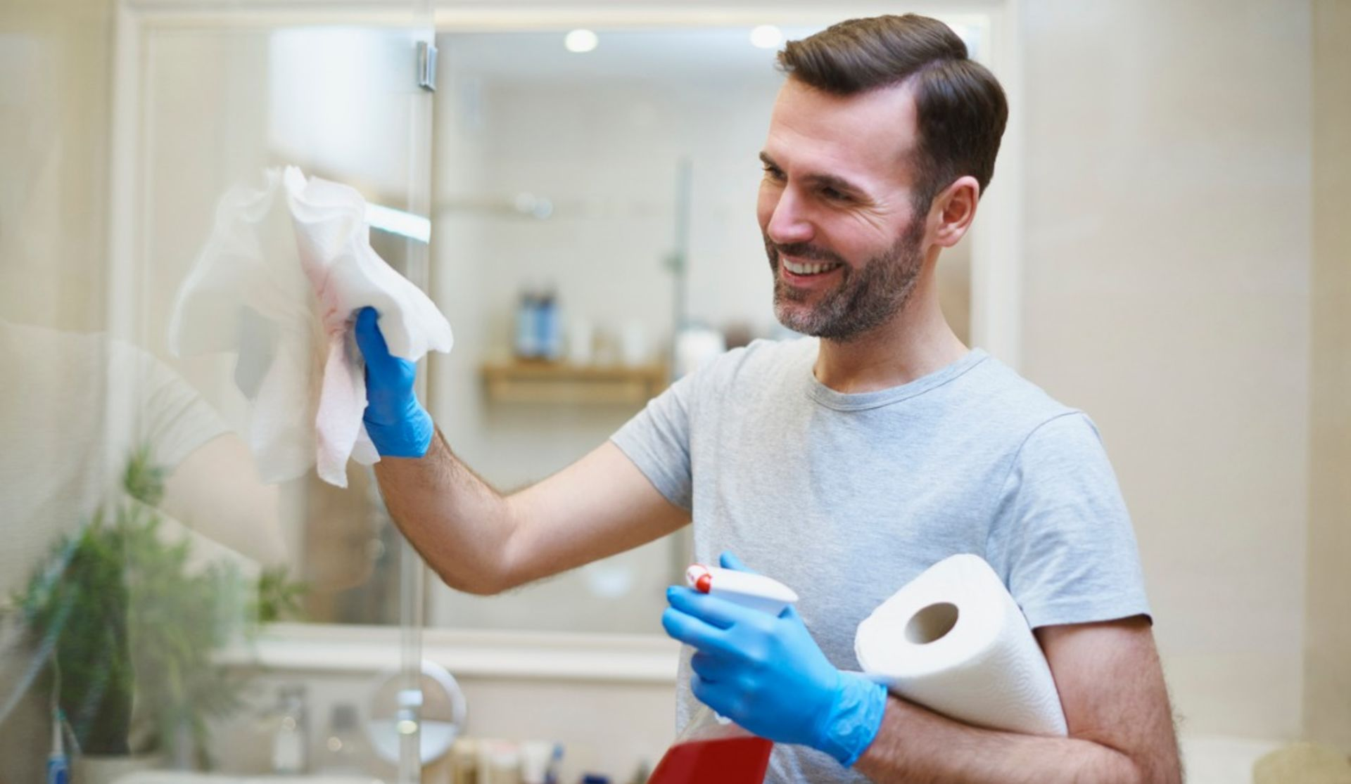 New Home? Prep the Bathroom First