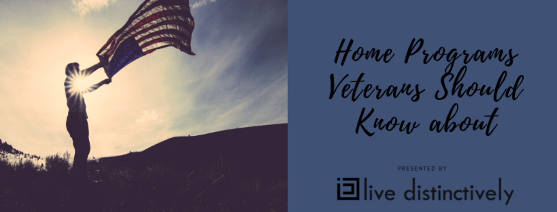 Home Programs Vets Should Know About