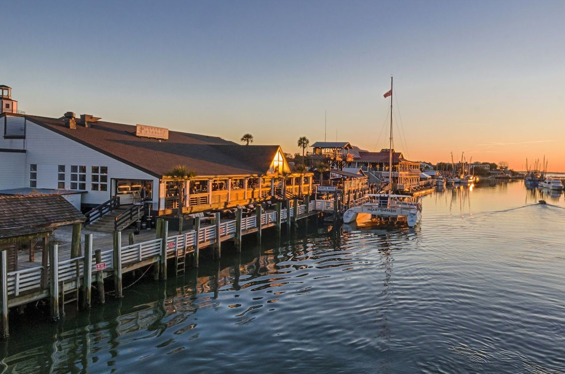 TAVERN & TABLE NAMED A BEST WATERFRONT BAR IN THE WORLD!