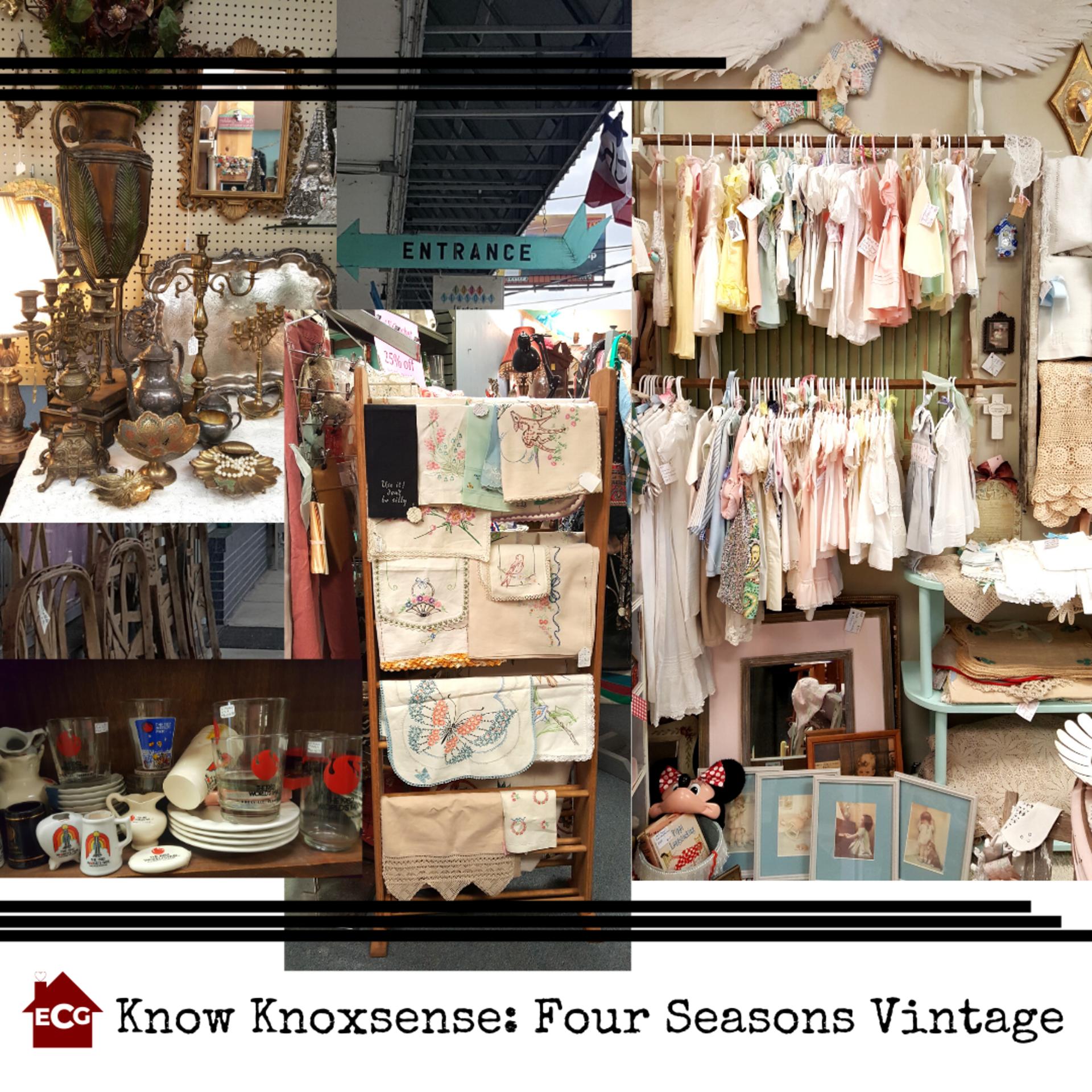 Know Knoxsense: Four Seasons Vintage