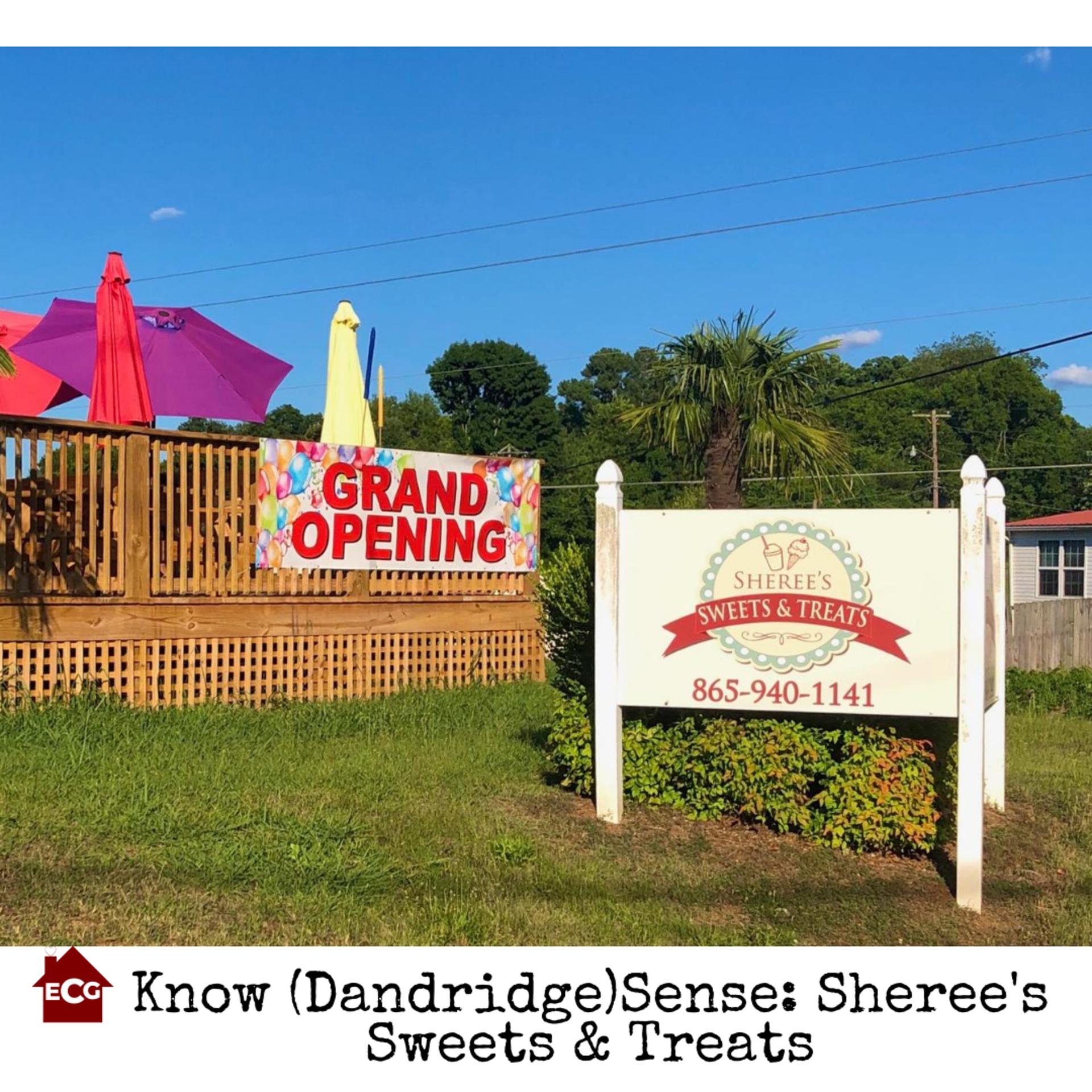 Know (Dandridge)sense: Sheree's Sweets & Treats