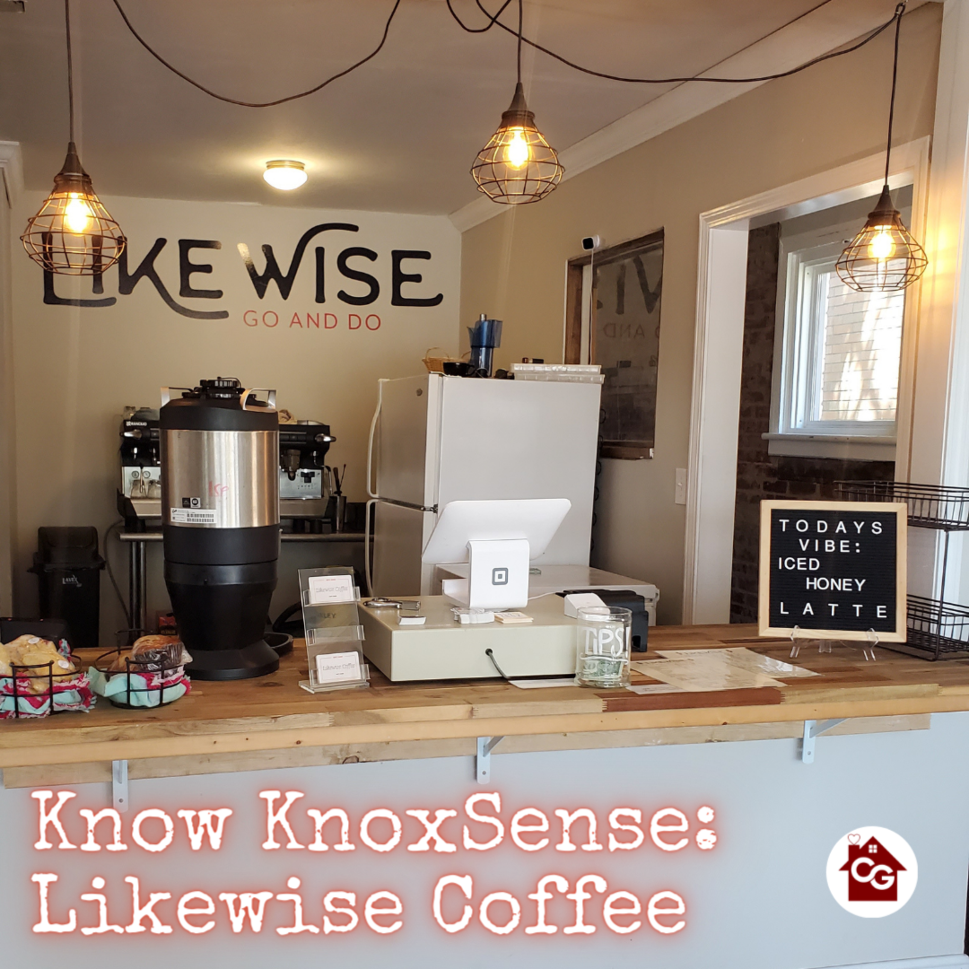 Know Knoxsense: Likewise Coffee