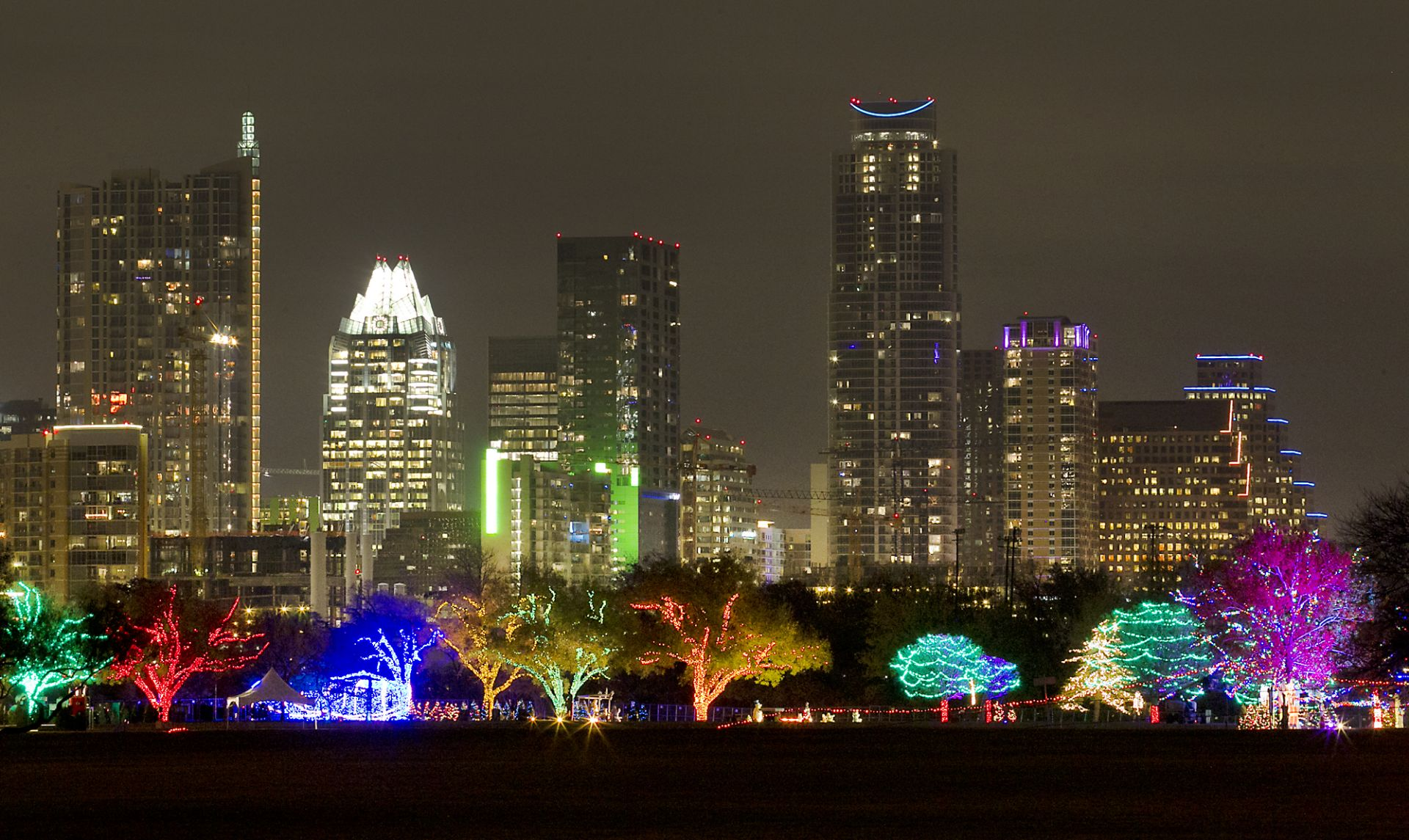 10 Best Places in Austin to Watch Enchanting Holiday Light Displays