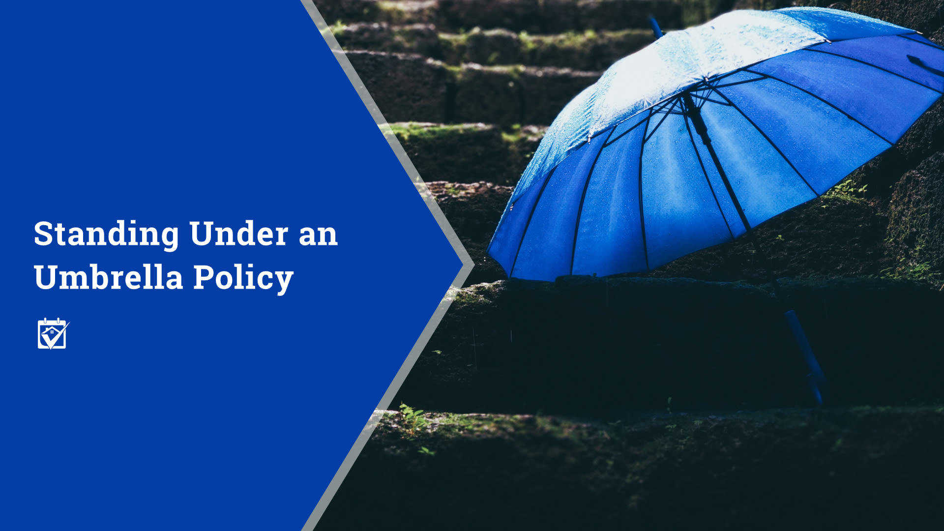 Standing Under an Umbrella Policy