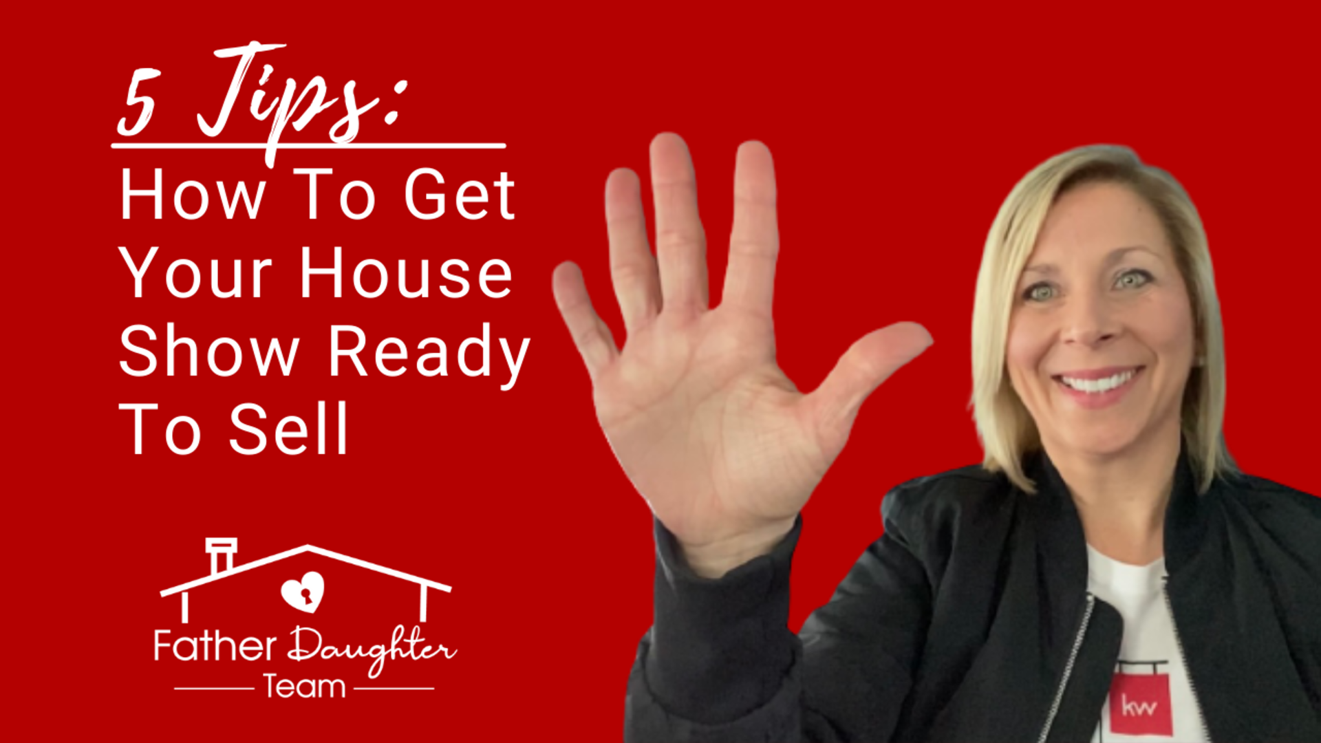 How to get your house show ready to sell