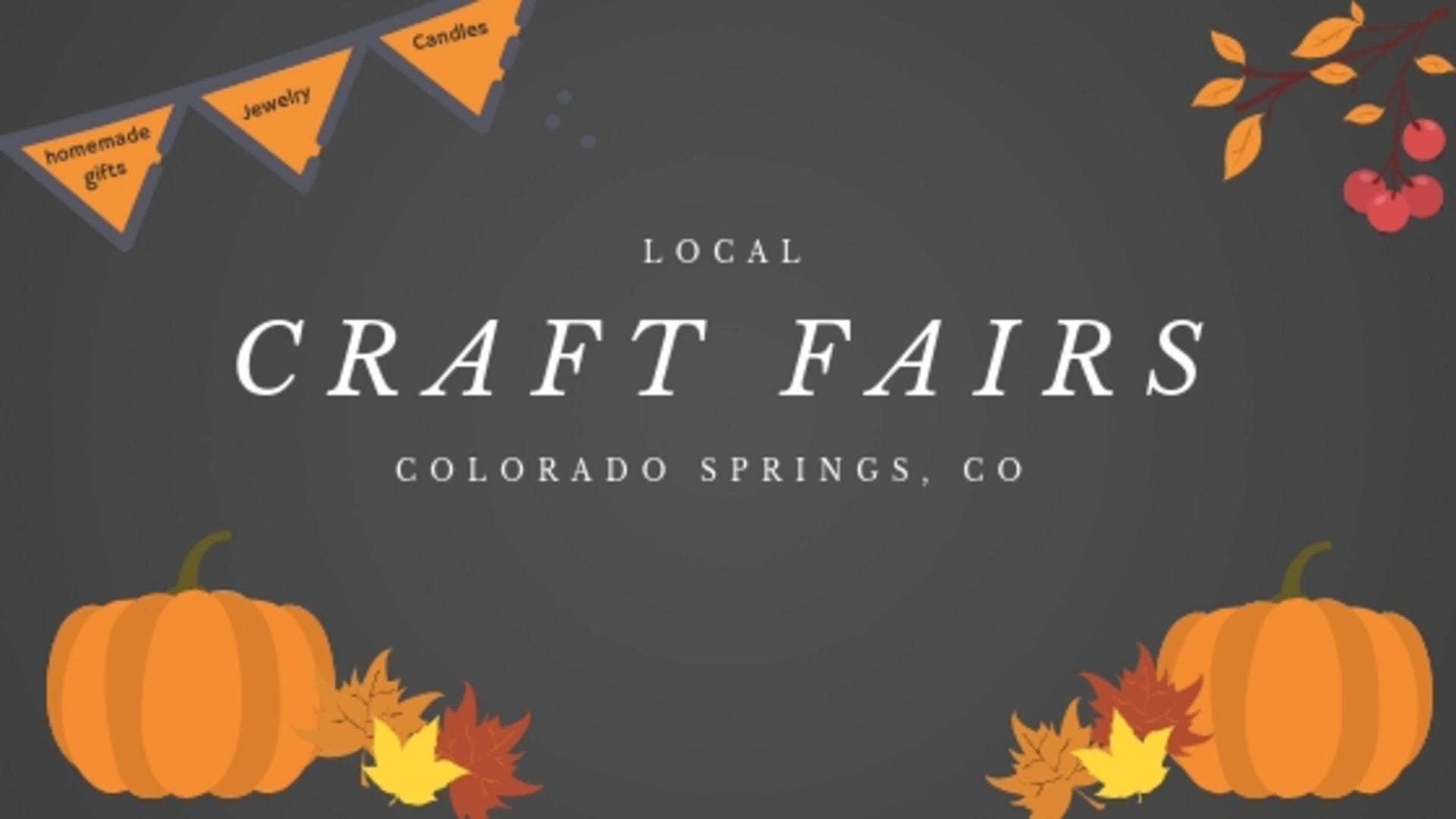 October Craft Fairs & Festivals