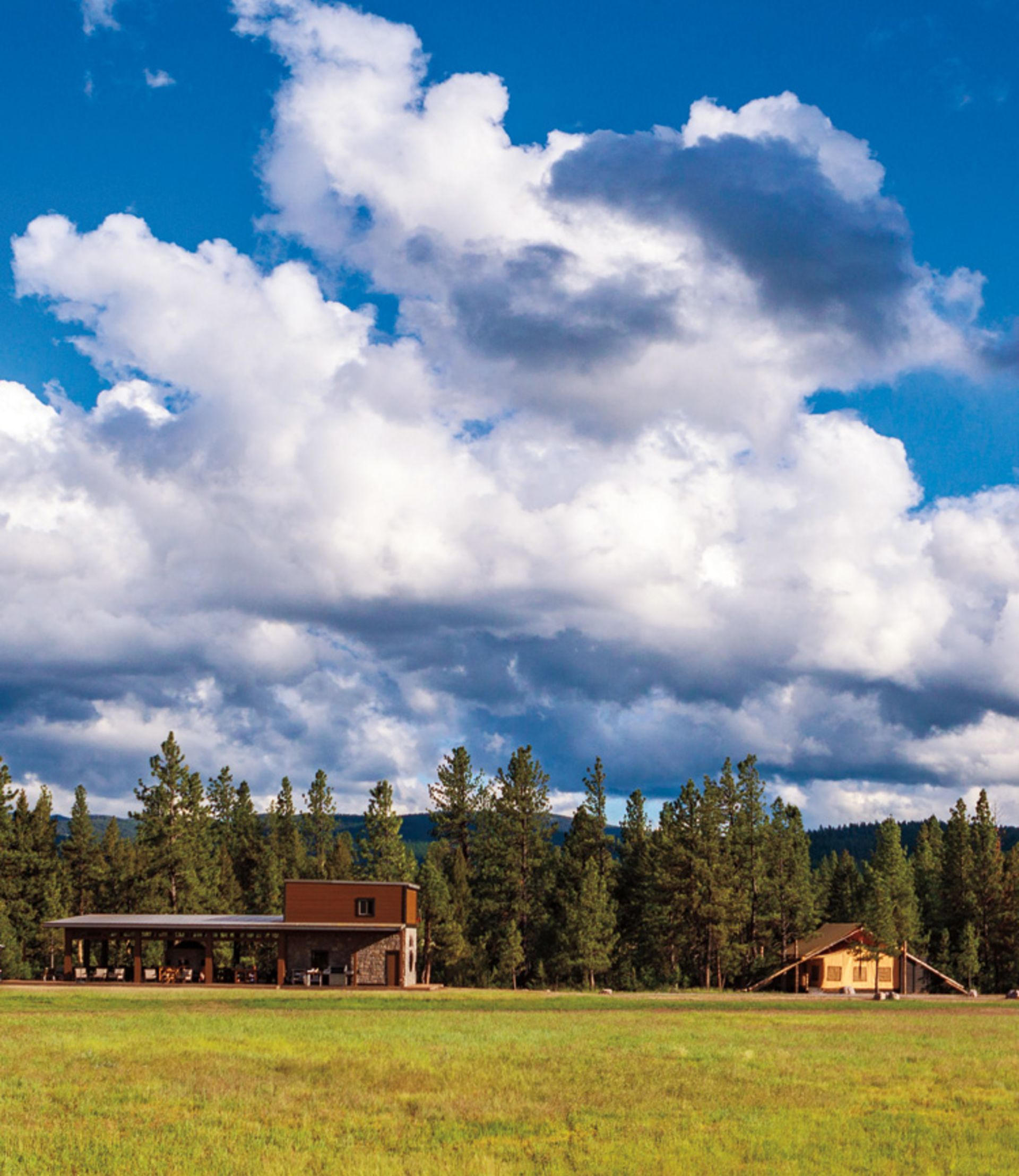 Blend the Comforts of Home and the Beauty of Nature with Glamping