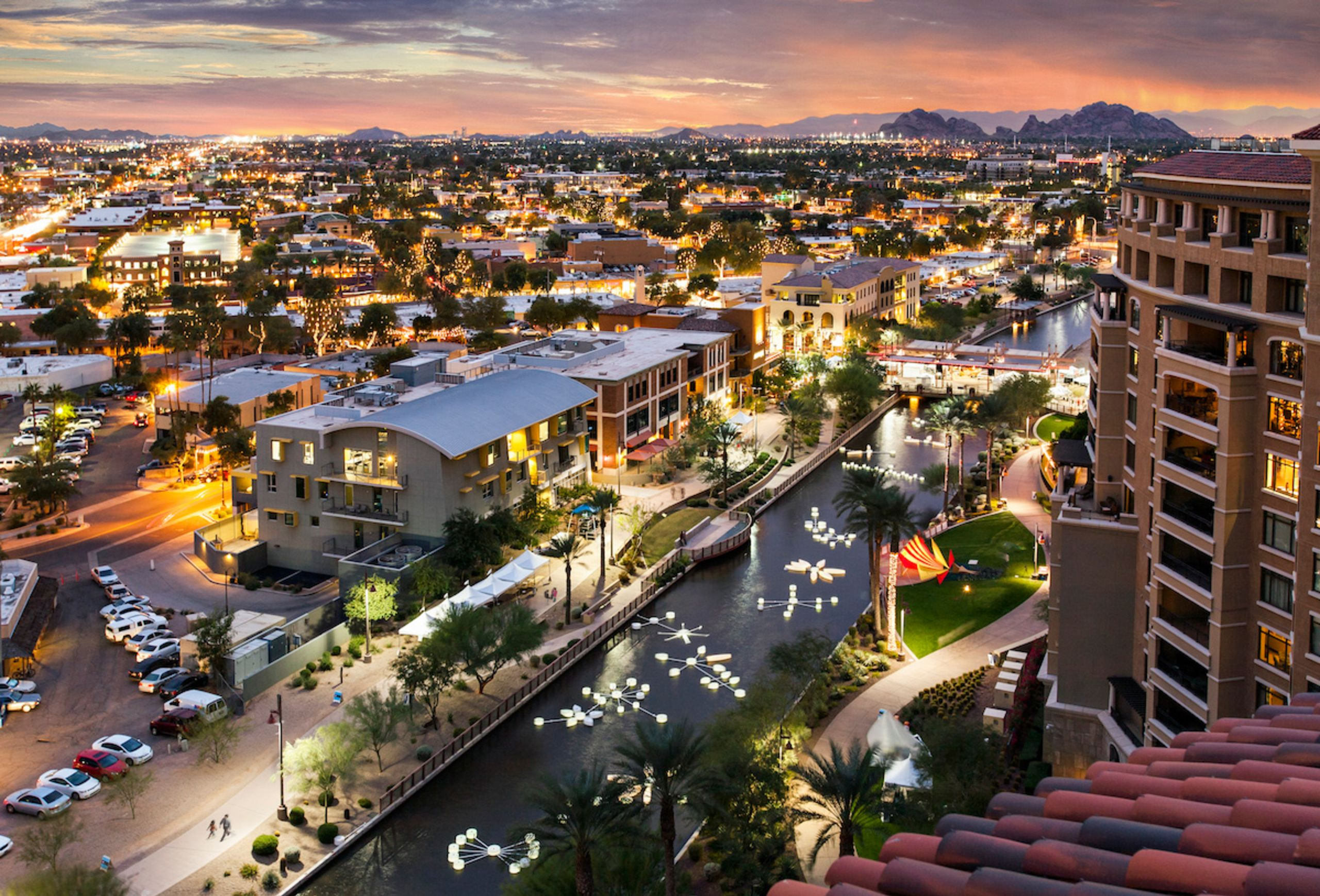 Old Town Scottsdale - Hub of Shopping, Fine Dining & Nightlife