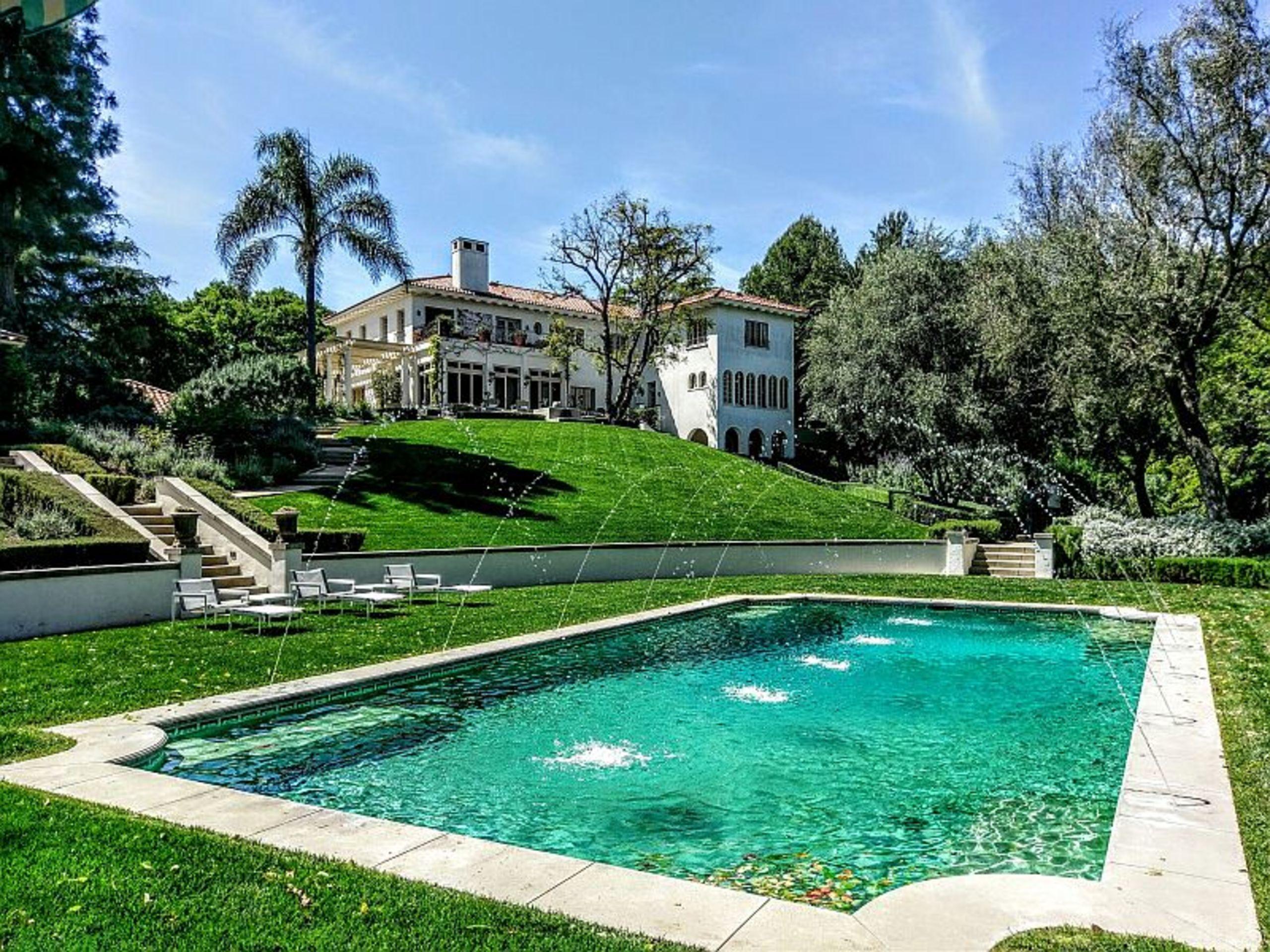 Los Feliz Celebrity Estate