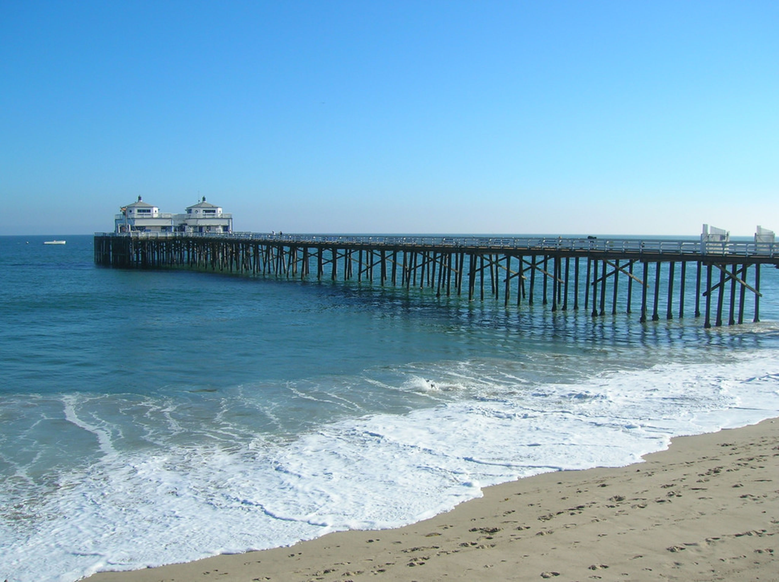 Malibu, Santa Monica, Venice