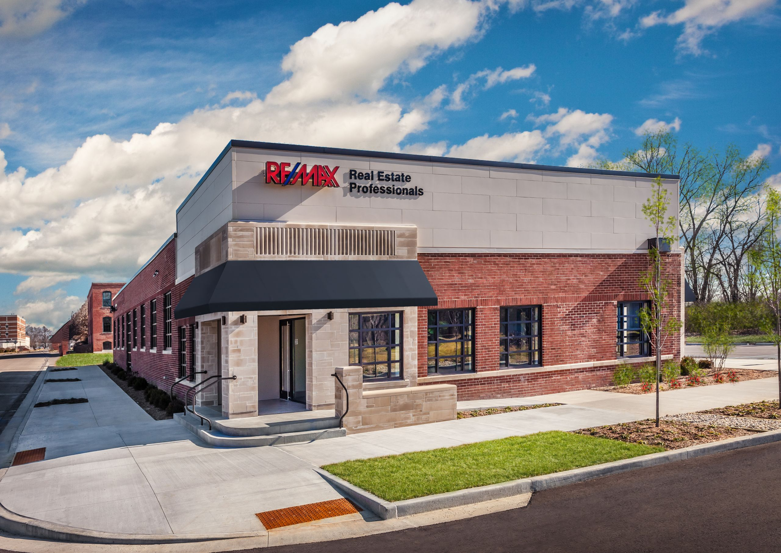 Re/Max Real Estate Professionls Office at 301 1st Street
