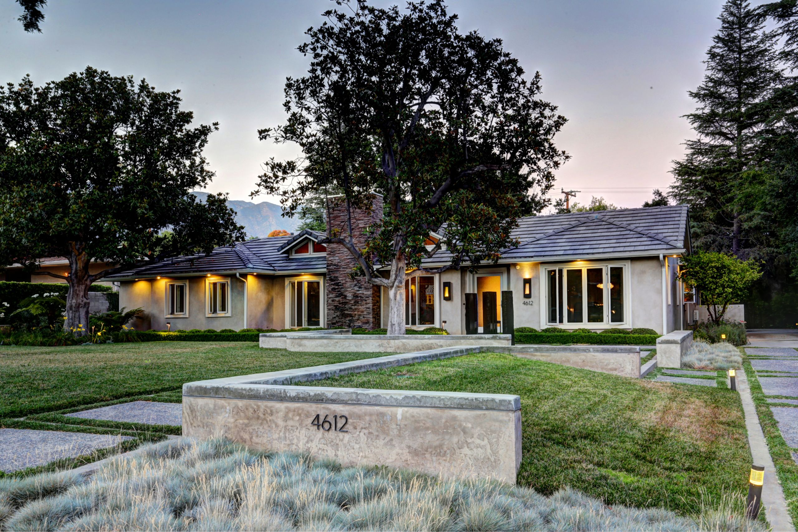 Beautiful Contemporary Ranch