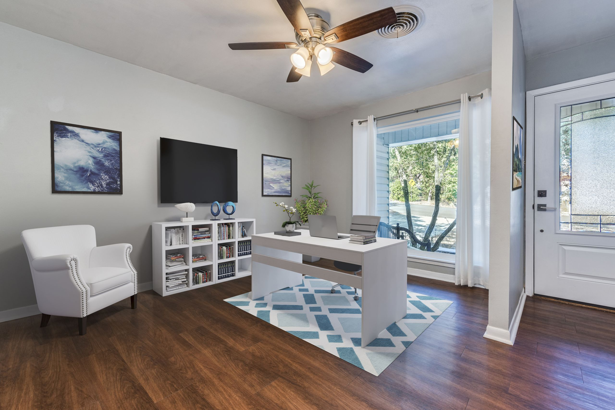 Looking For More Work Space At Home?