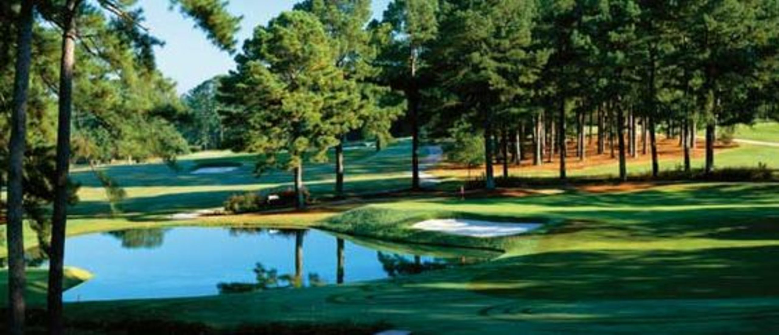 Augusta National - Home of the Masters