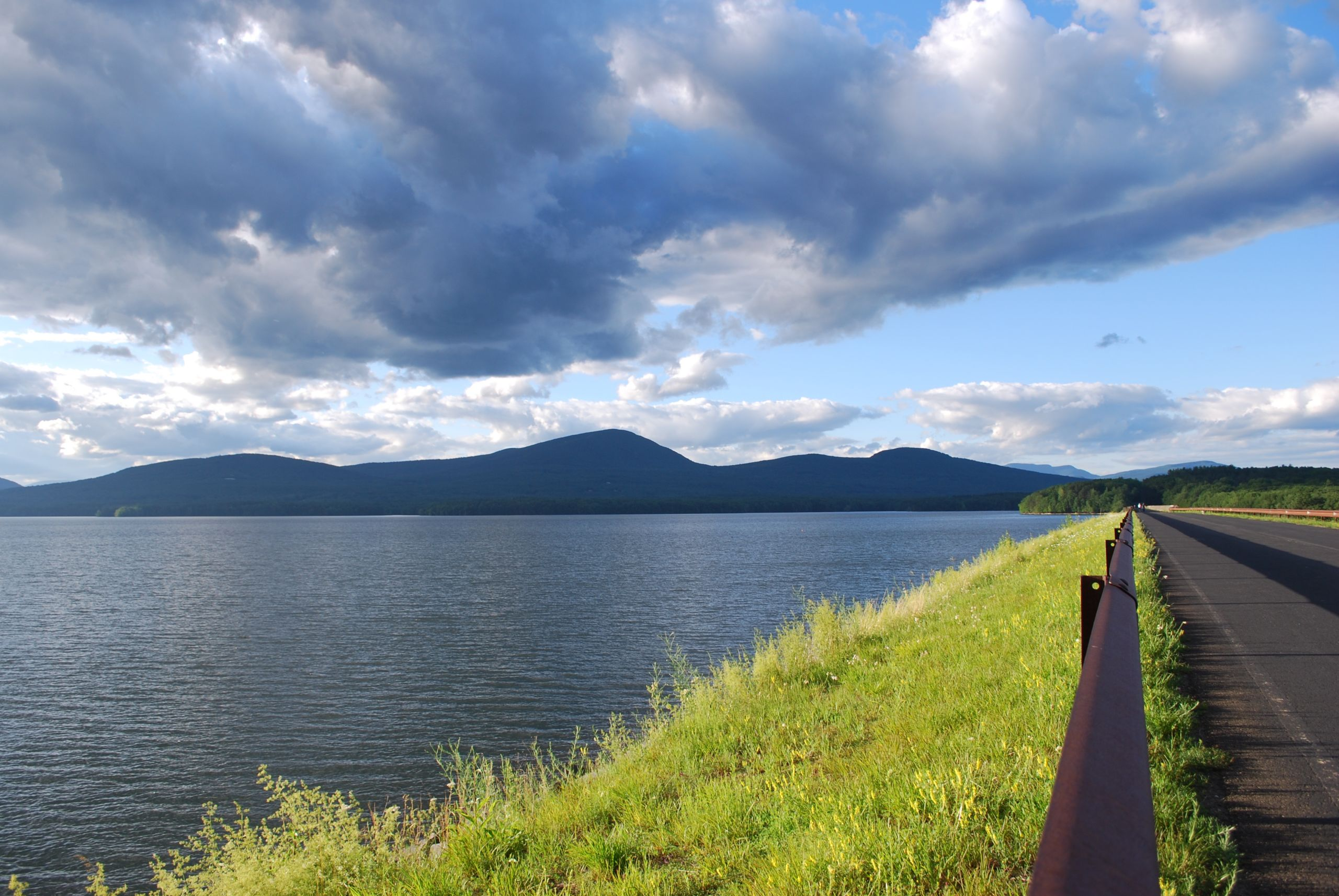 Our jewel! The magnificent Ashokan Reservoir