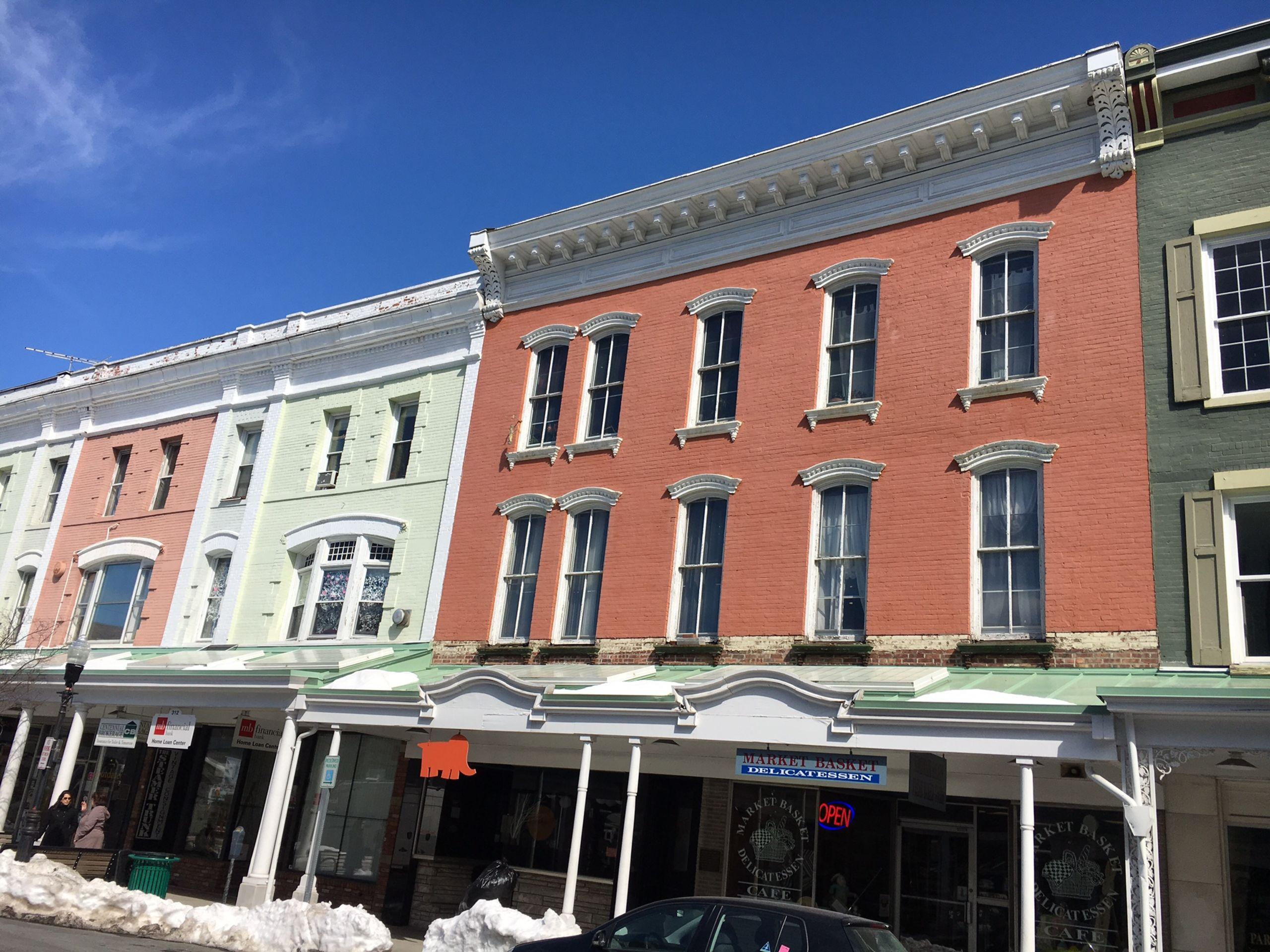 Historic Uptown Kingston