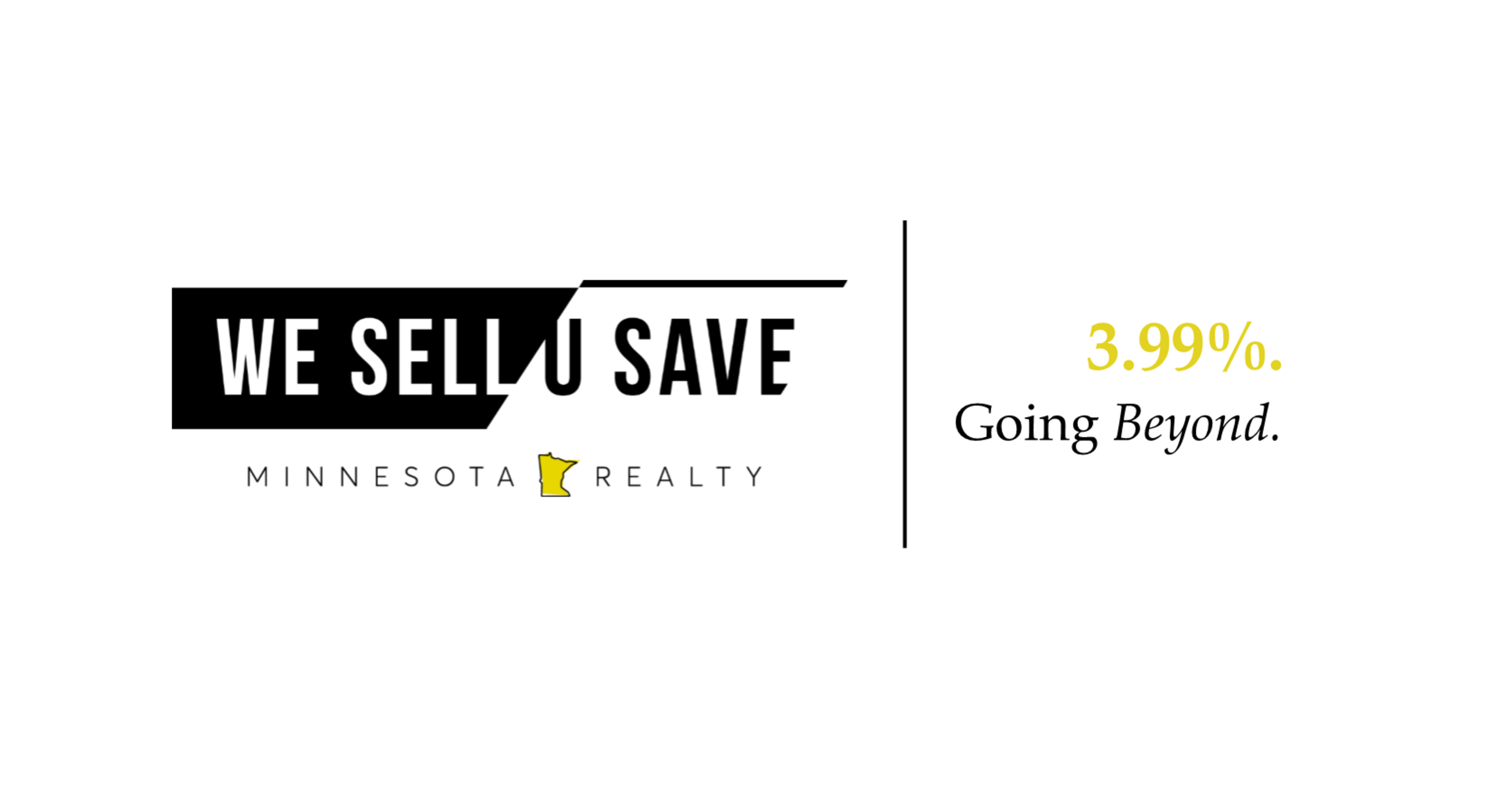 New look! We sell, YOU save. So much more, for so much less!