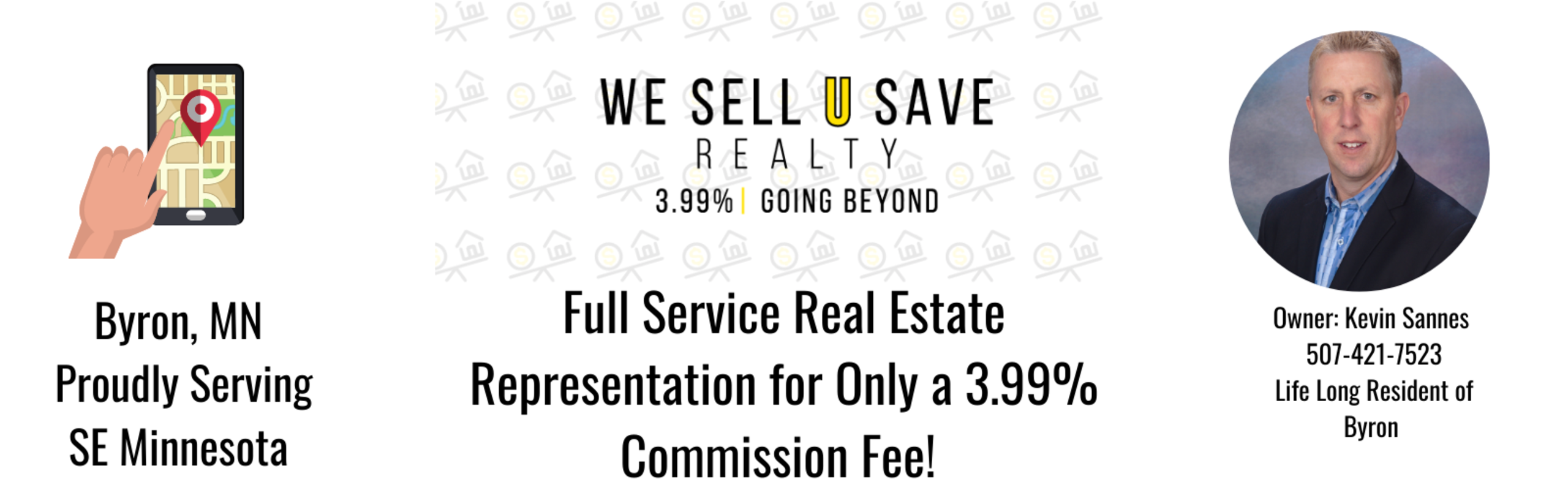 We Sell U Save Realty | Proudly Serving Southeast Minnesota