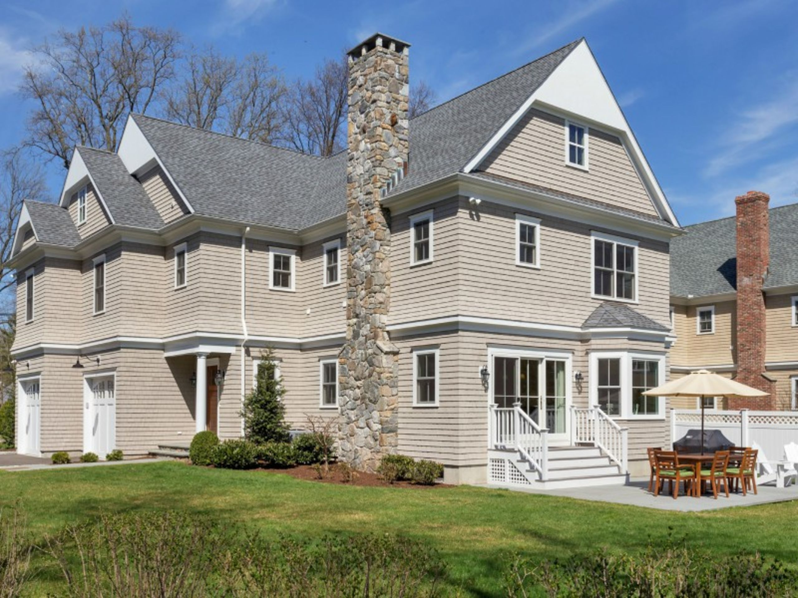 Luxury Shingle Style Homes