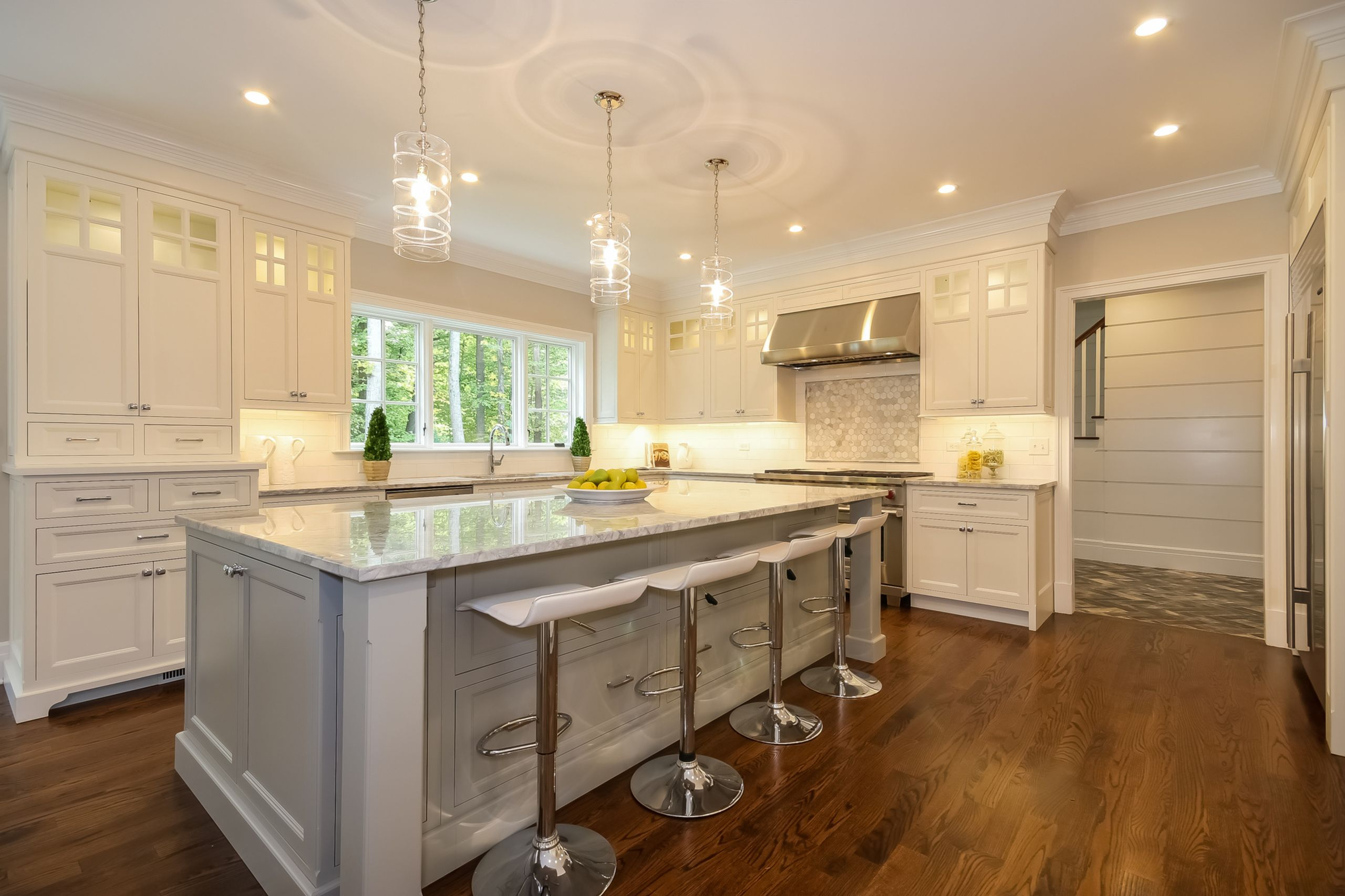 Custom Gourmet Kitchens