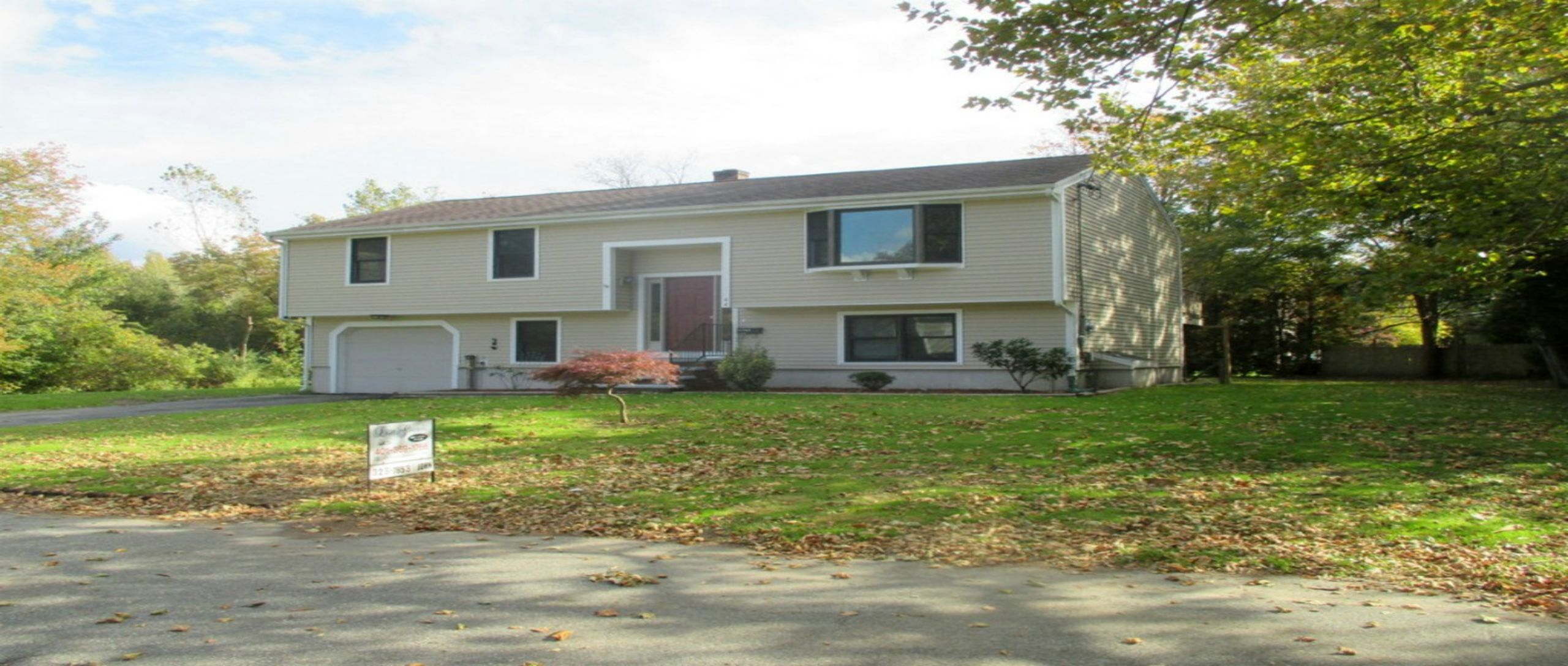 SOLD -Move In Ready!  For Sale 44 Elmwood Dr. Bristol, RI