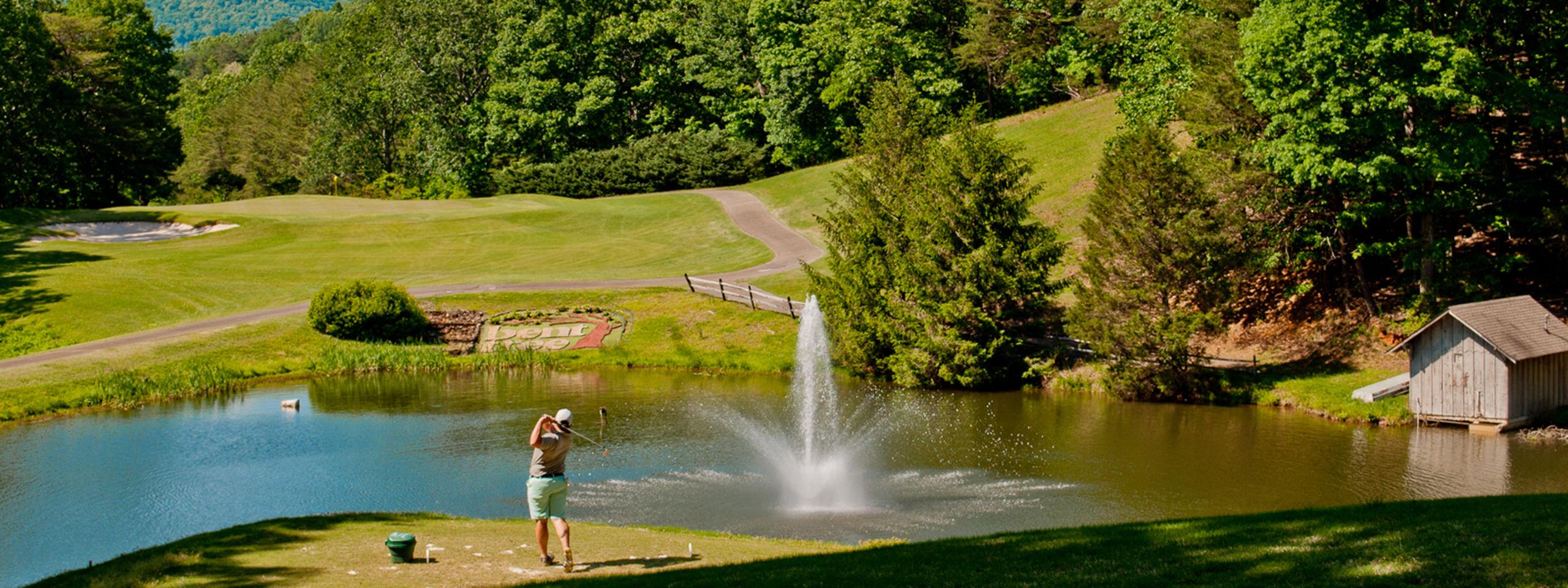 18 Holes Championship Golf