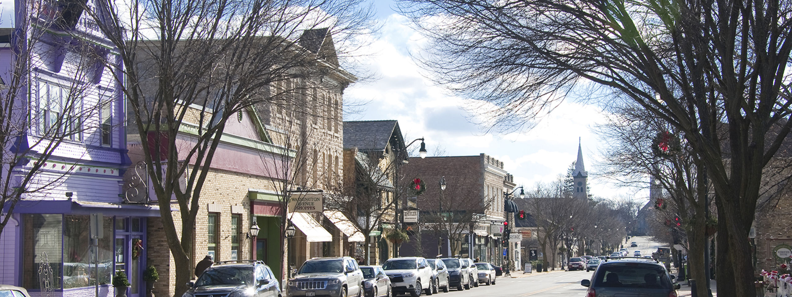 Historic and Vibrant Downtowns