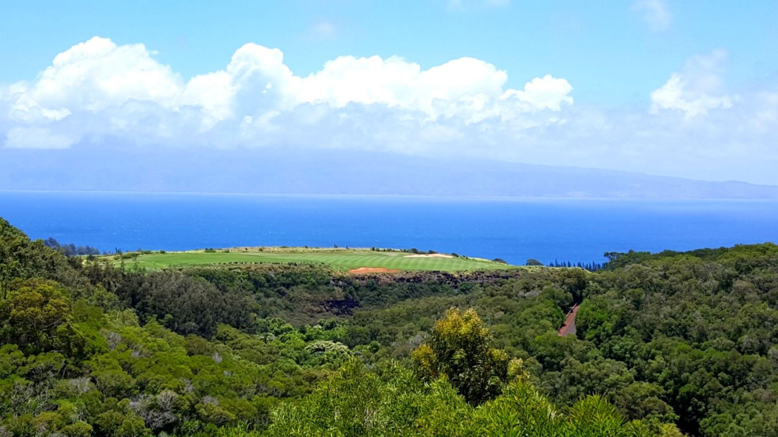 Mahana Ridge Trail, Kapalua, Maui