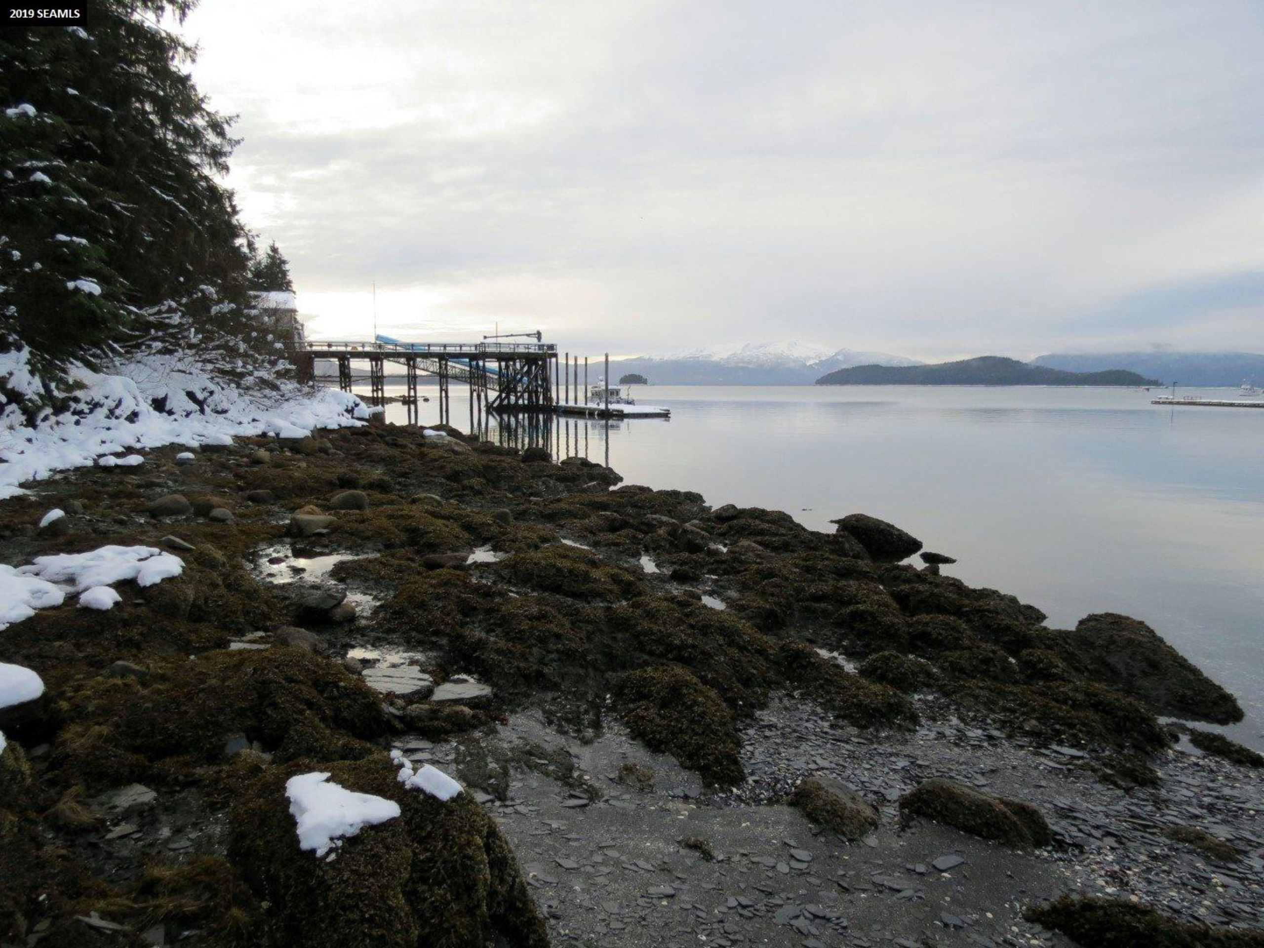 Breathtaking waterfront in Auke Bay, approx. 1.13 acres!