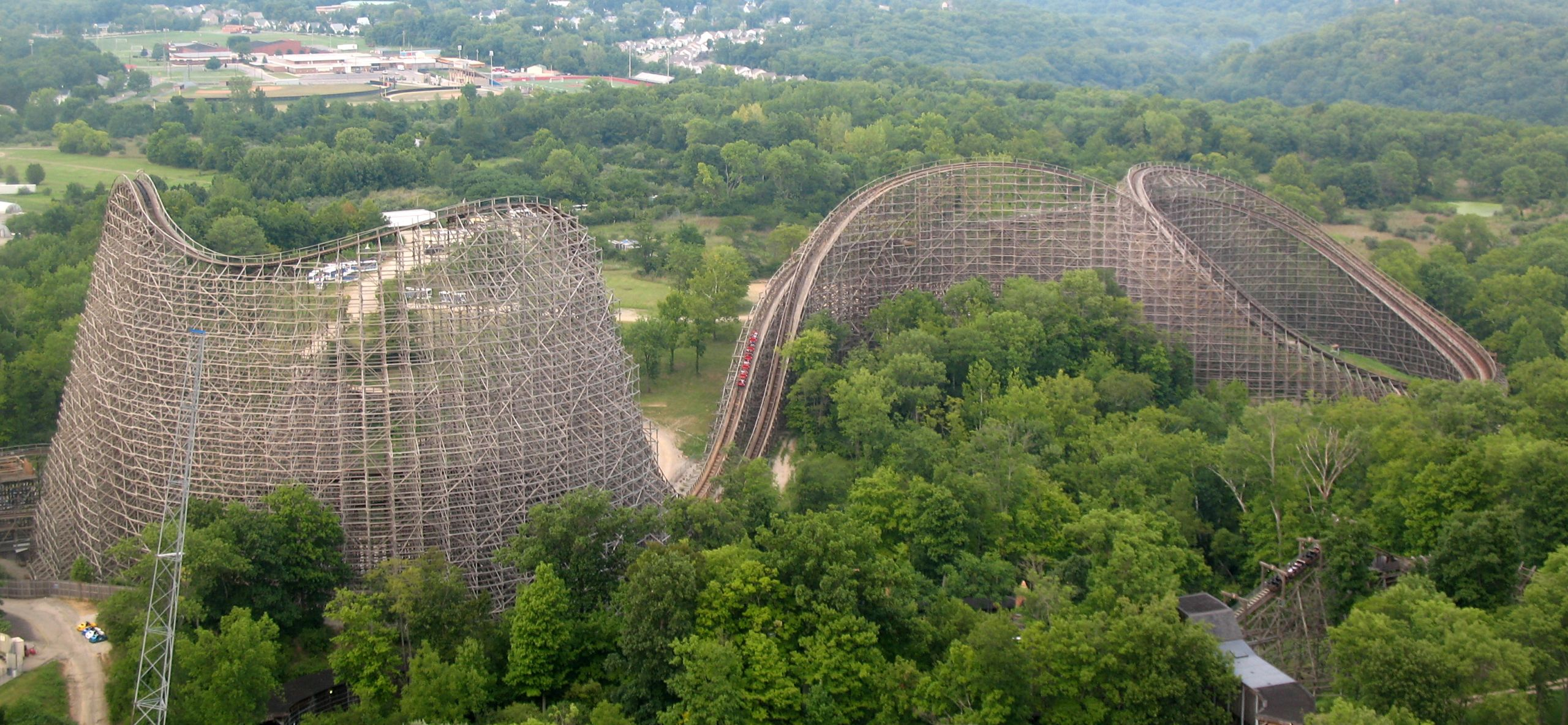 Kings Island, Mason, OH