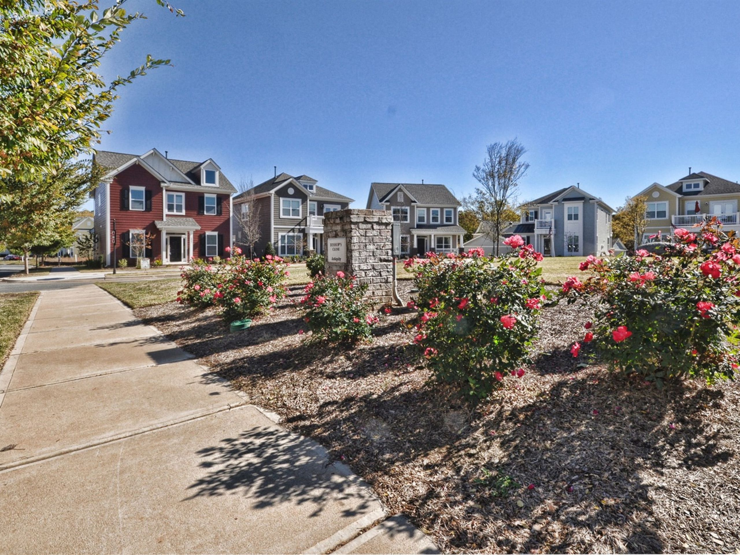 7621 Rolling Meadows Lane, Huntersville Home for Sale